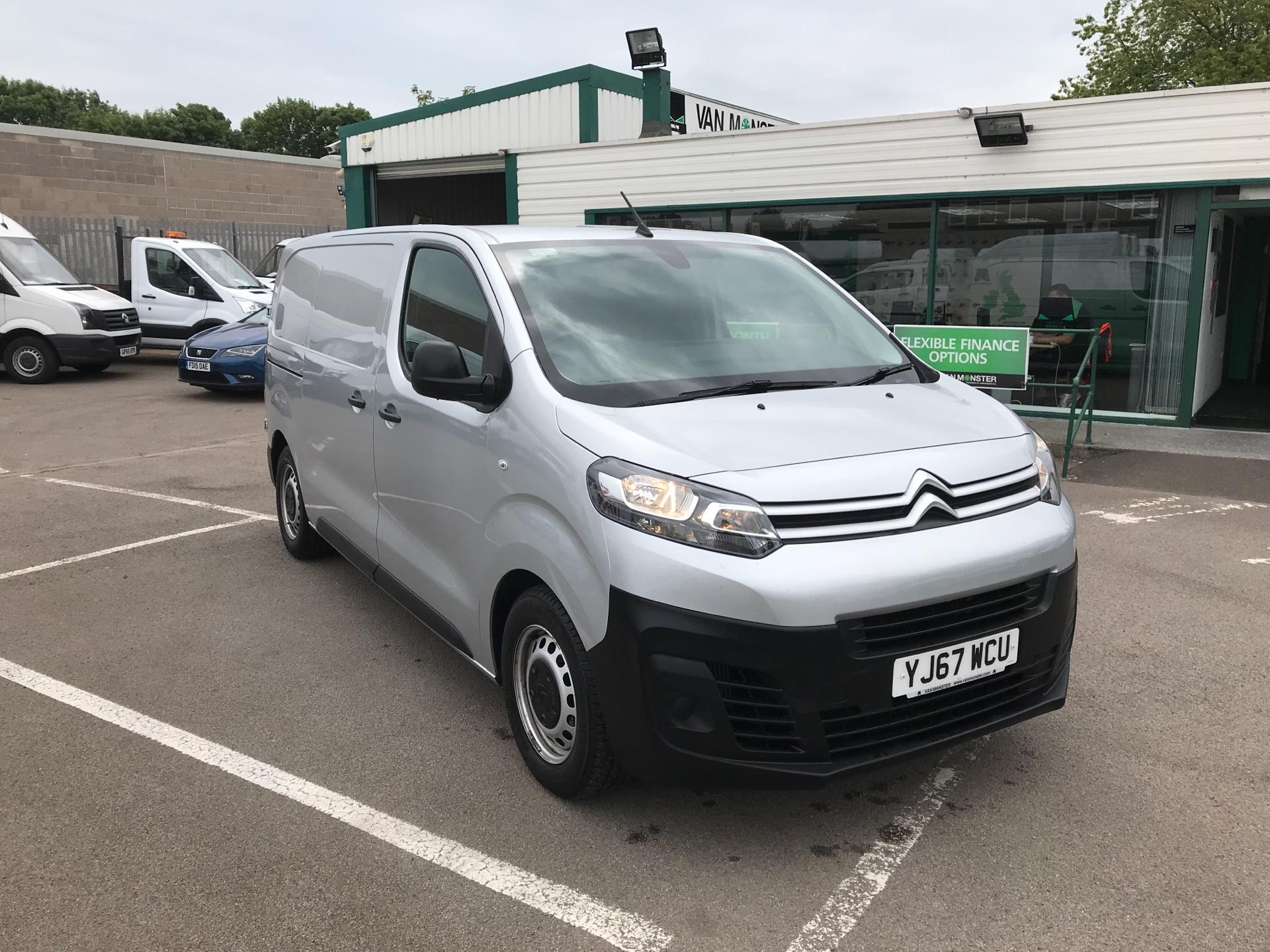2017 Citroen Dispatch 1000 1.6 Bluehdi 95 Van Enterprise EURO 6 (YJ67WCU)
