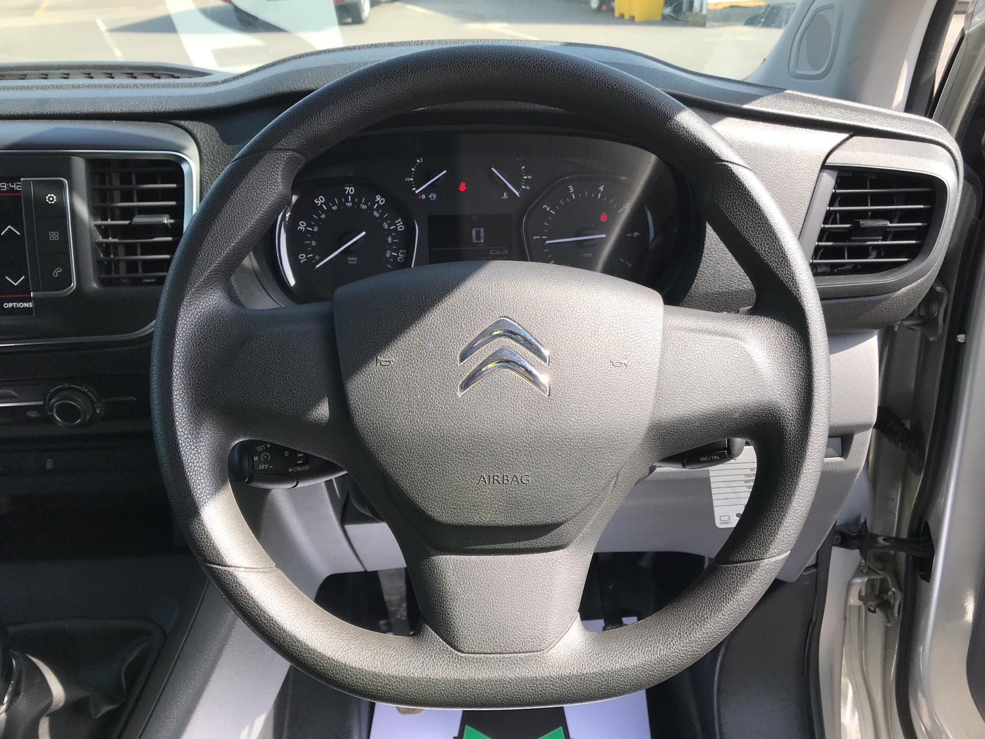 2017 Citroen Dispatch 1000 1.6 Bluehdi 95 Van Enterprise Euro 6 (YJ67WCV) Image 12