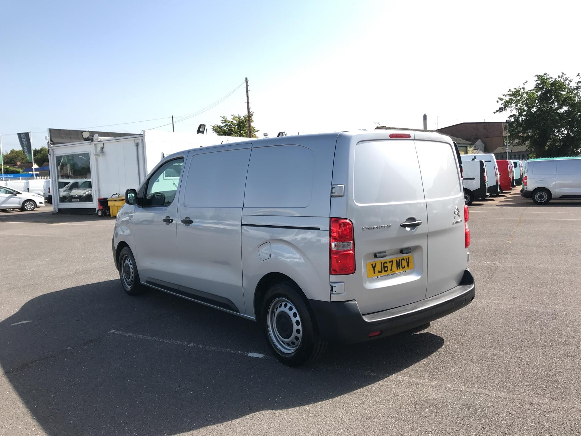 2017 Citroen Dispatch 1000 1.6 Bluehdi 95 Van Enterprise Euro 6 (YJ67WCV) Image 5