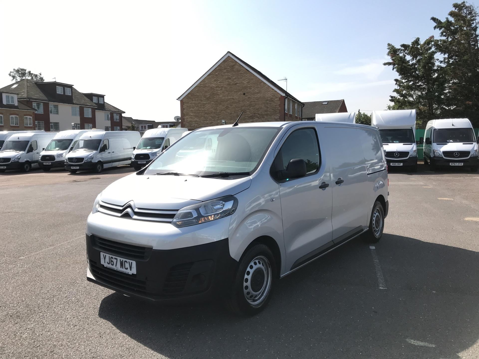 2017 Citroen Dispatch 1000 1.6 Bluehdi 95 Van Enterprise Euro 6 (YJ67WCV) Image 7
