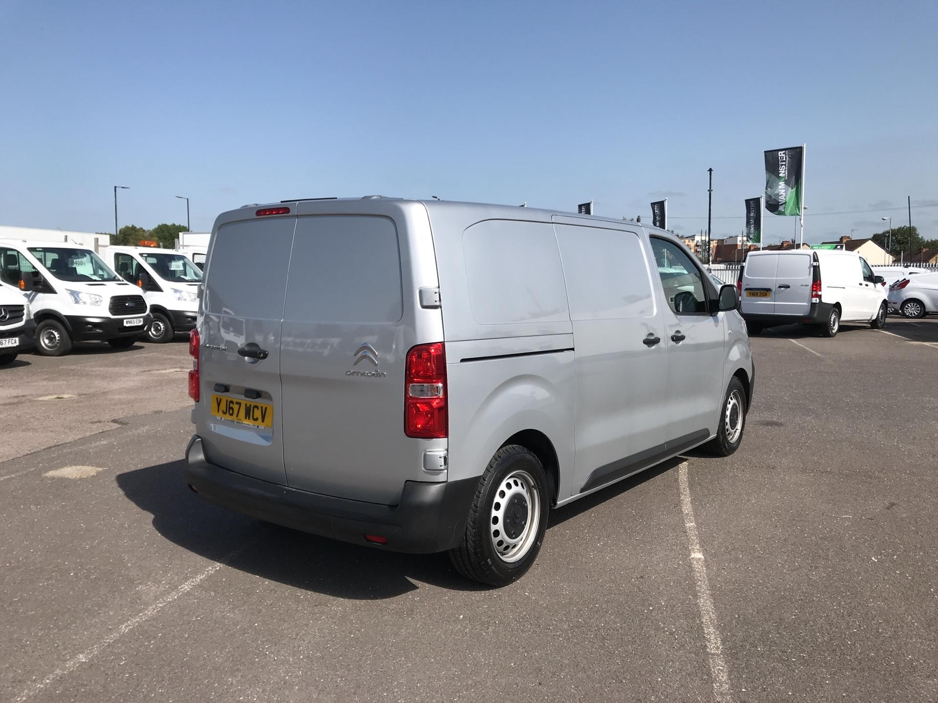 2017 Citroen Dispatch 1000 1.6 Bluehdi 95 Van Enterprise Euro 6 (YJ67WCV) Image 3