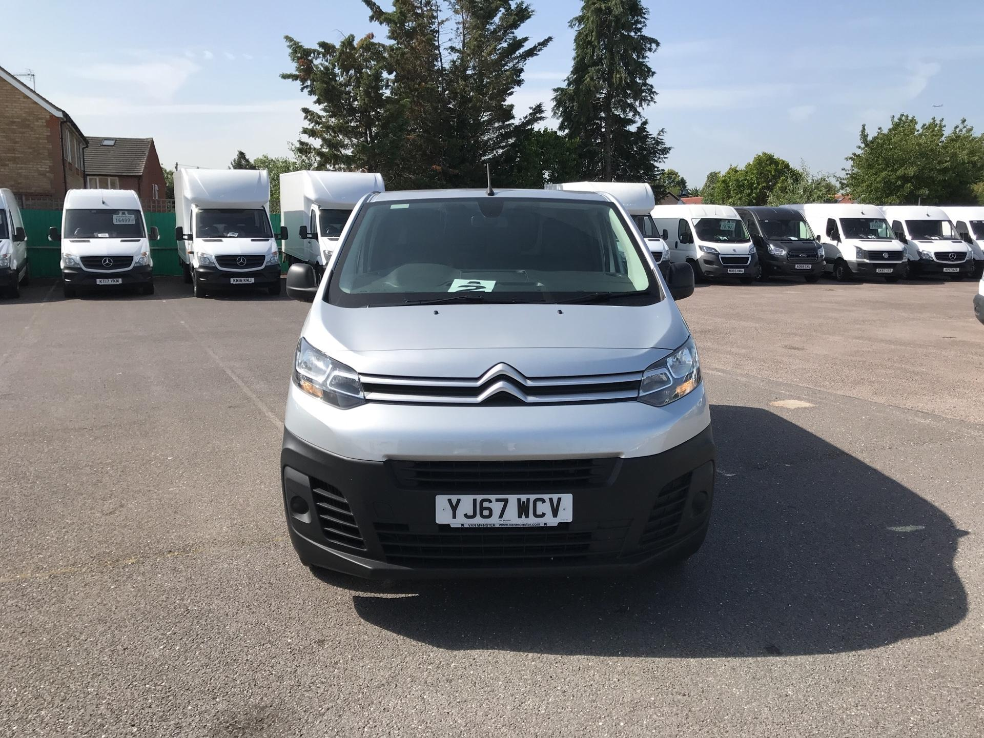 2017 Citroen Dispatch 1000 1.6 Bluehdi 95 Van Enterprise Euro 6 (YJ67WCV) Image 8