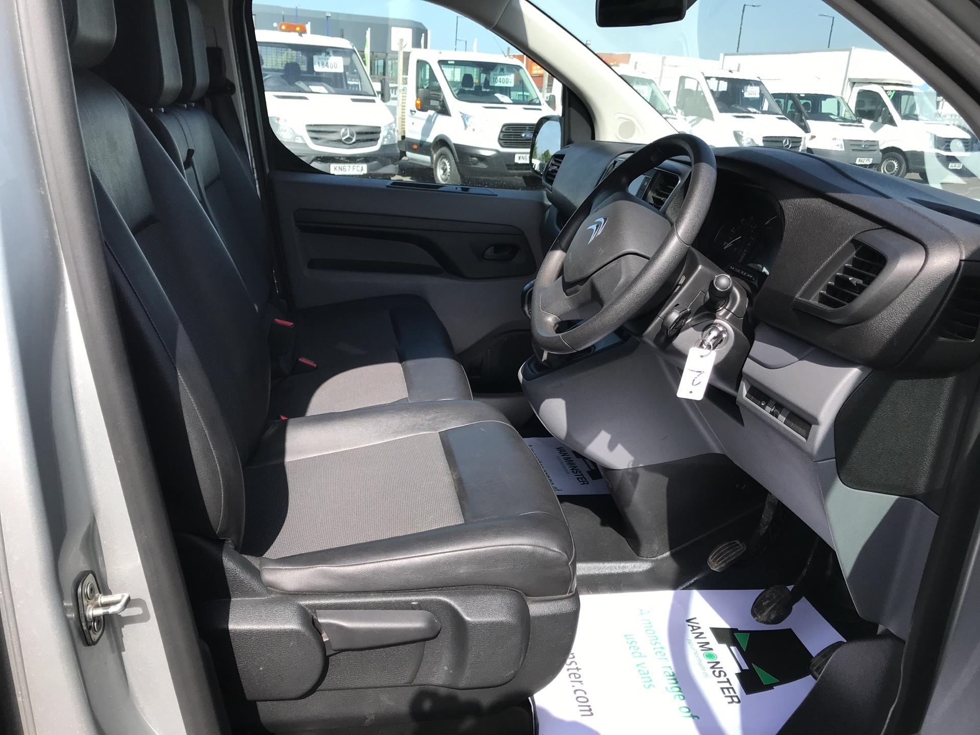 2017 Citroen Dispatch 1000 1.6 Bluehdi 95 Van Enterprise Euro 6 (YJ67WCV) Image 9