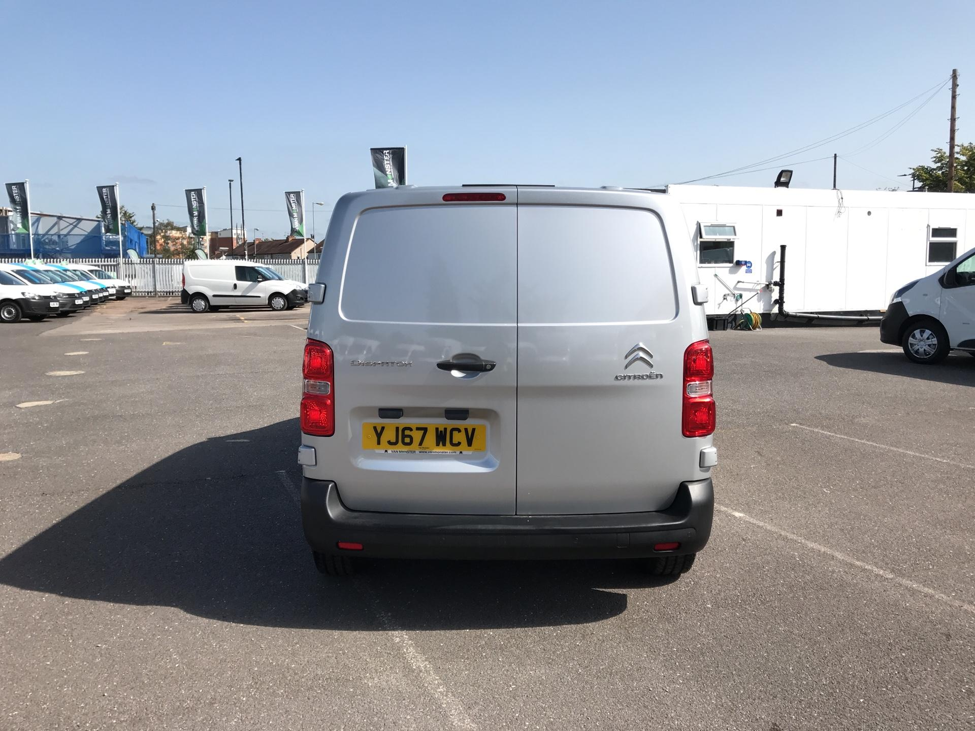 2017 Citroen Dispatch 1000 1.6 Bluehdi 95 Van Enterprise Euro 6 (YJ67WCV) Image 4