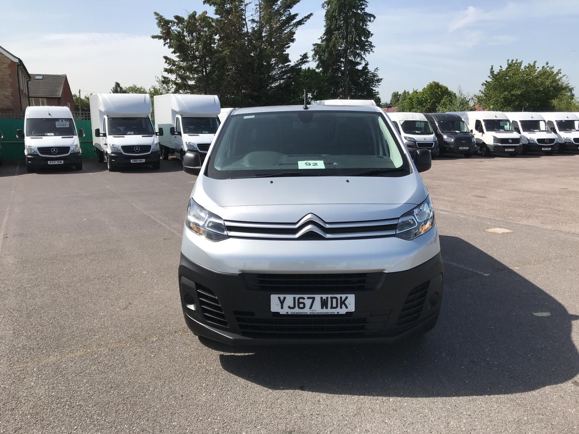 2017 Citroen Dispatch  M DIESEL 1000 1.6 BLUE HDI 95 ENTERPRISE EURO 6 (YJ67WDK) Image 8