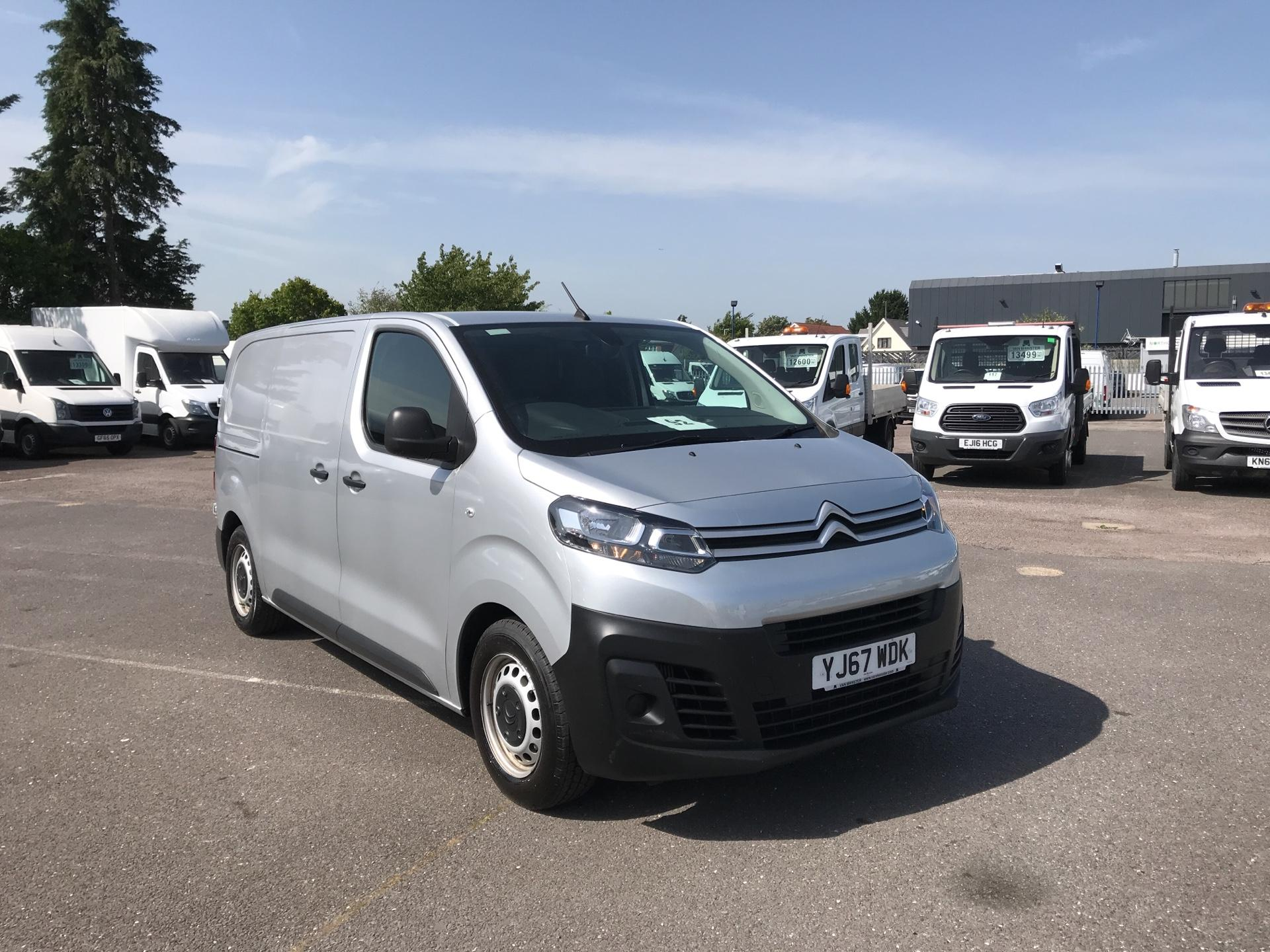 2017 Citroen Dispatch  M DIESEL 1000 1.6 BLUE HDI 95 ENTERPRISE EURO 6 (YJ67WDK)