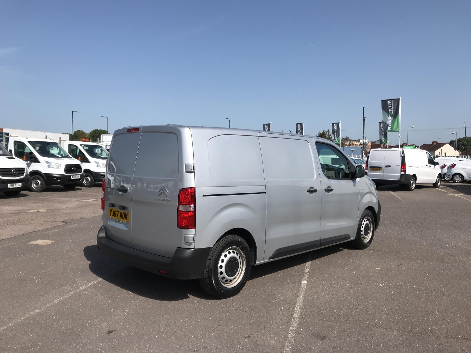 2017 Citroen Dispatch  M DIESEL 1000 1.6 BLUE HDI 95 ENTERPRISE EURO 6 (YJ67WDK) Image 3