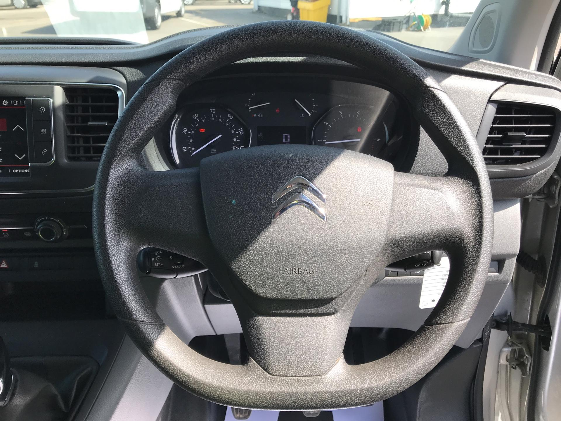 2017 Citroen Dispatch  M DIESEL 1000 1.6 BLUE HDI 95 ENTERPRISE EURO 6 (YJ67WDK) Image 12