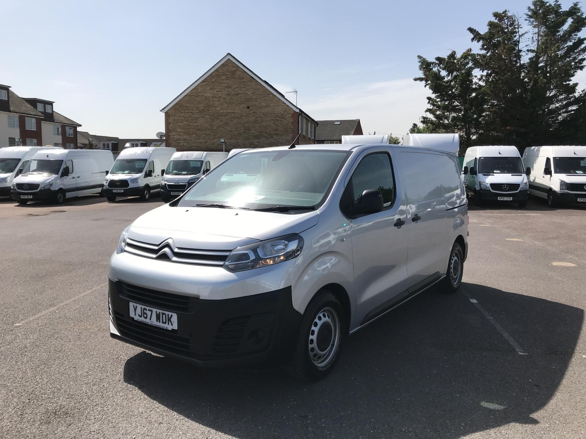 2017 Citroen Dispatch  M DIESEL 1000 1.6 BLUE HDI 95 ENTERPRISE EURO 6 (YJ67WDK) Image 7