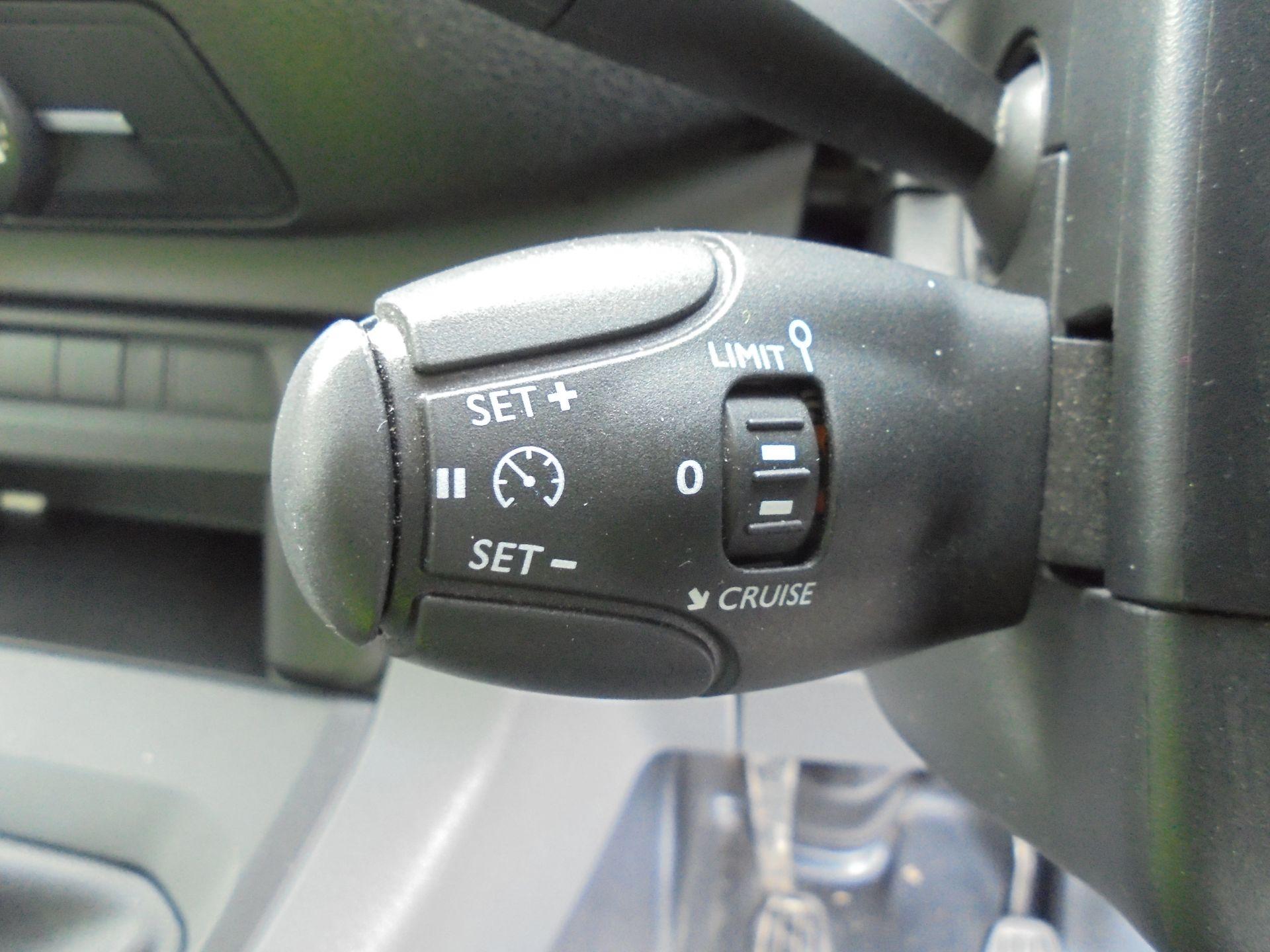 2017 Citroen Dispatch 1000 1.6 Bluehdi 95 Van Enterprise (YJ67WDY) Image 17