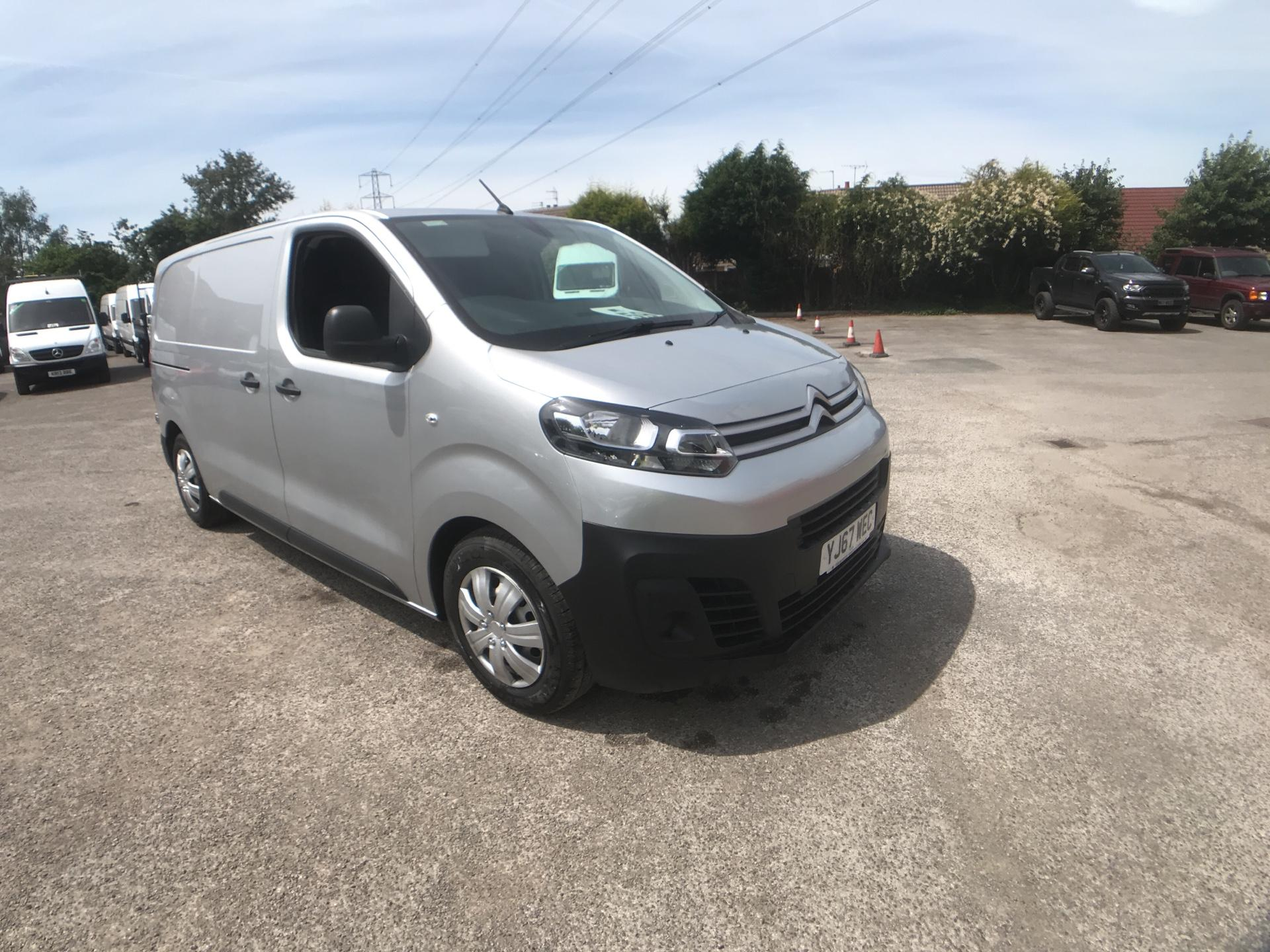 2017 Citroen Dispatch 1000 1.6 Bluehdi 95 Van Enterprise EURO 6 (YJ67WEC)