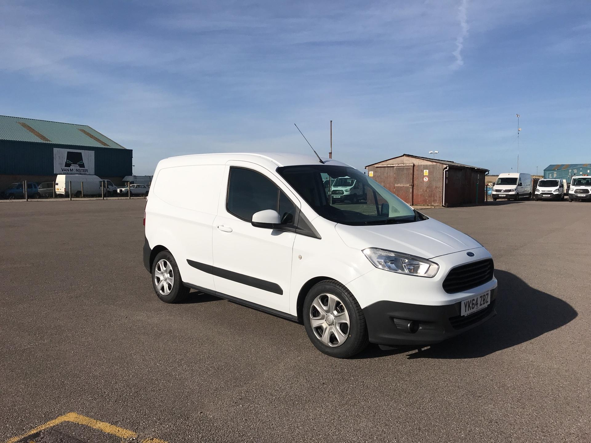 2014 Ford Transit Courier 1.5 TDCI 75PS TREND VAN (YK64ZBZ)