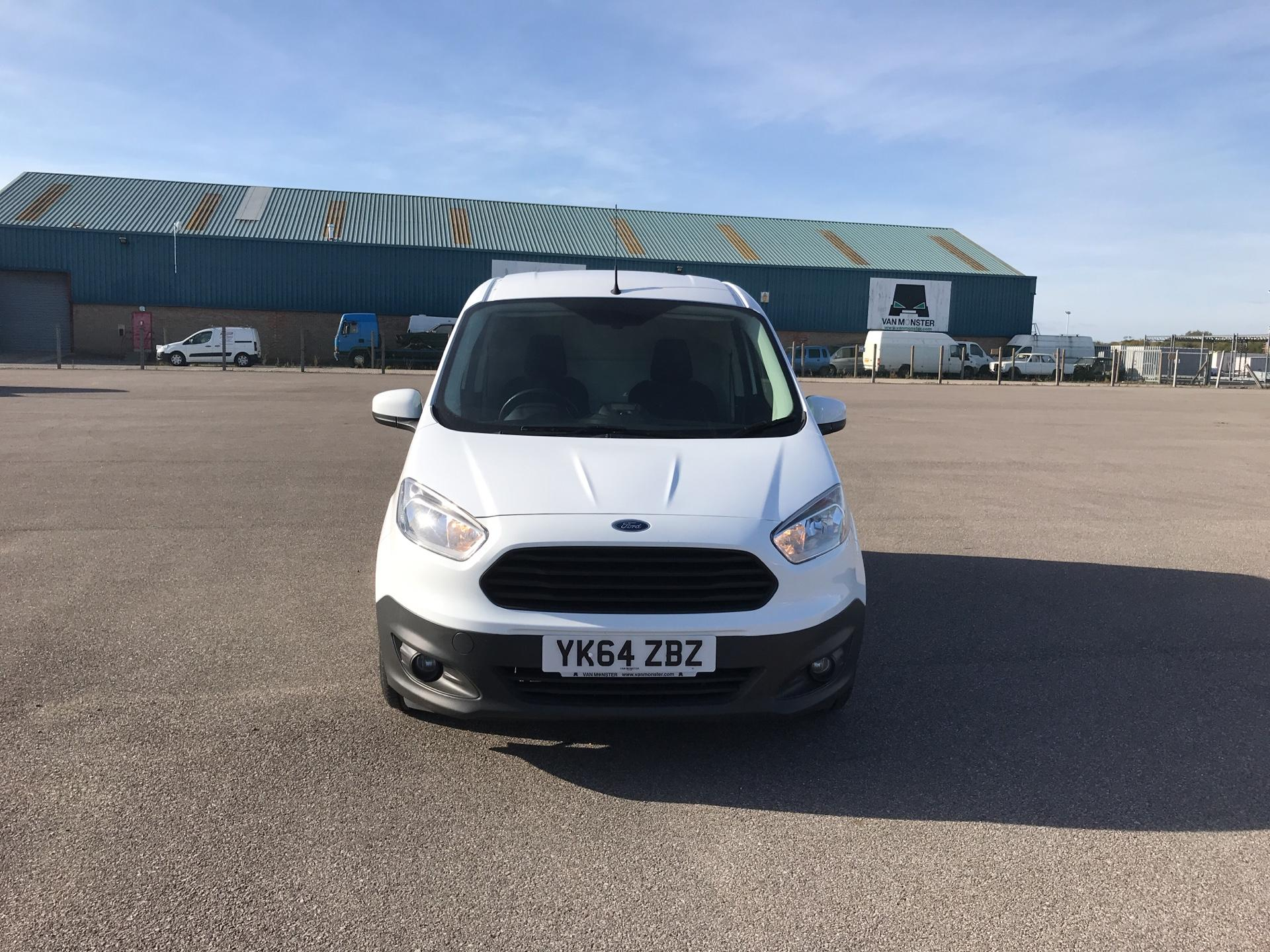 2014 Ford Transit Courier 1.5 TDCI 75PS TREND VAN (YK64ZBZ) Image 8