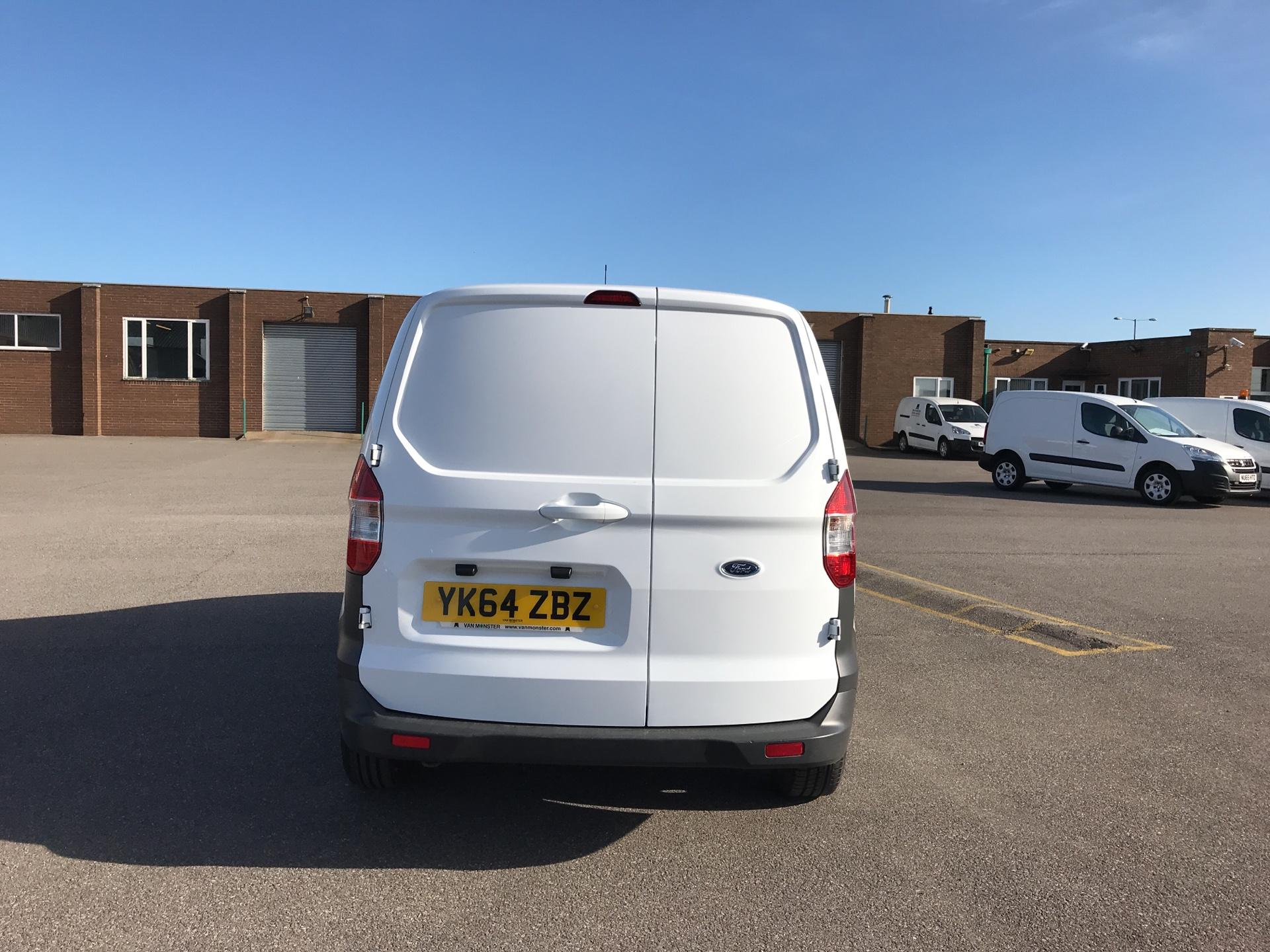 2014 Ford Transit Courier 1.5 TDCI 75PS TREND VAN (YK64ZBZ) Image 4