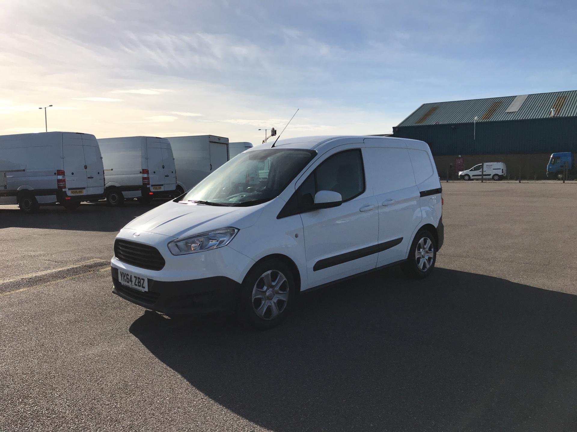 2014 Ford Transit Courier 1.5 TDCI 75PS TREND VAN (YK64ZBZ) Image 7