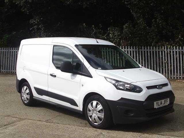 2014 Ford Transit Connect  200 L1 Diesel 1.6 TDCi 75PS Van  EURO 5 (YL14JFF)