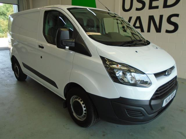 2014 Ford Transit Custom 270 L1 DIESEL FWD 2.2 TDCI 100PS LOW ROOF  EURO 5 (YL14XEV)