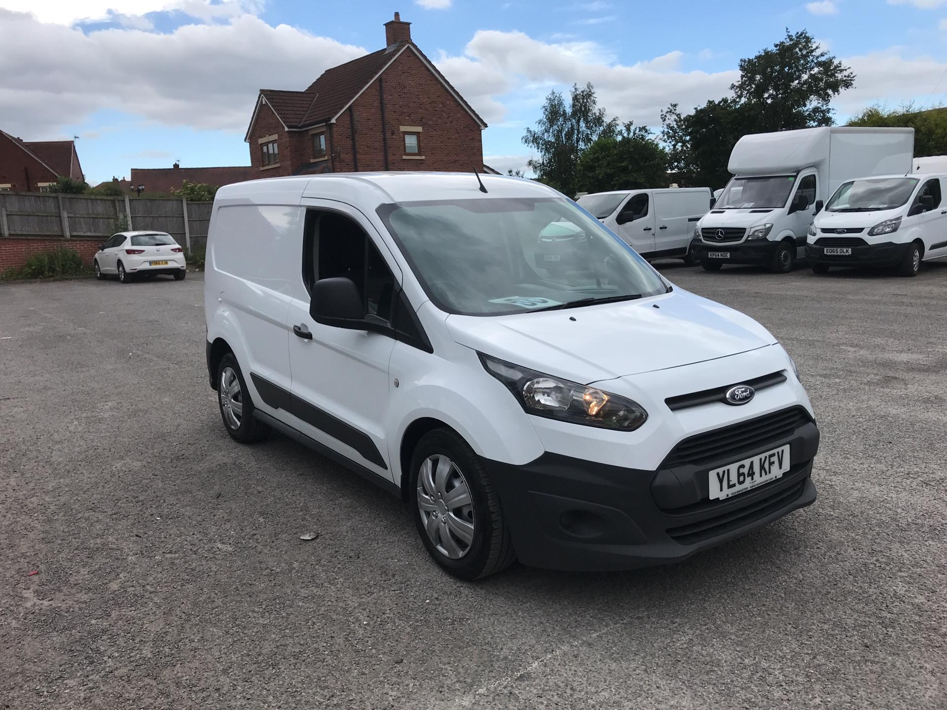 2015 Ford Transit Connect 1.6 Tdci 95Ps Van EURO 5 (YL64KFV)