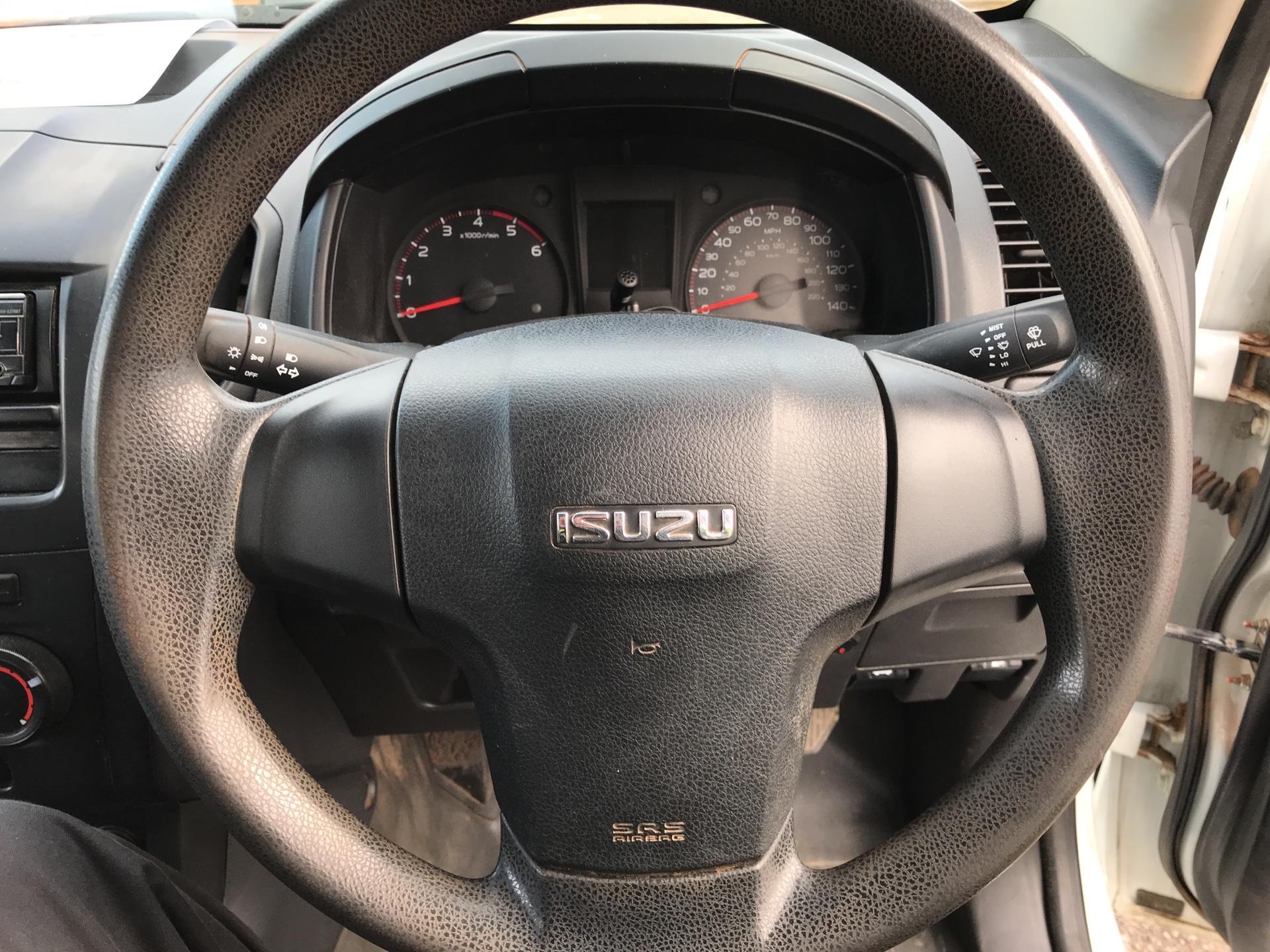 2016 Isuzu D-Max Double Cab 4*4 2.5 TD EURO 5 (YL65TGO) Image 12