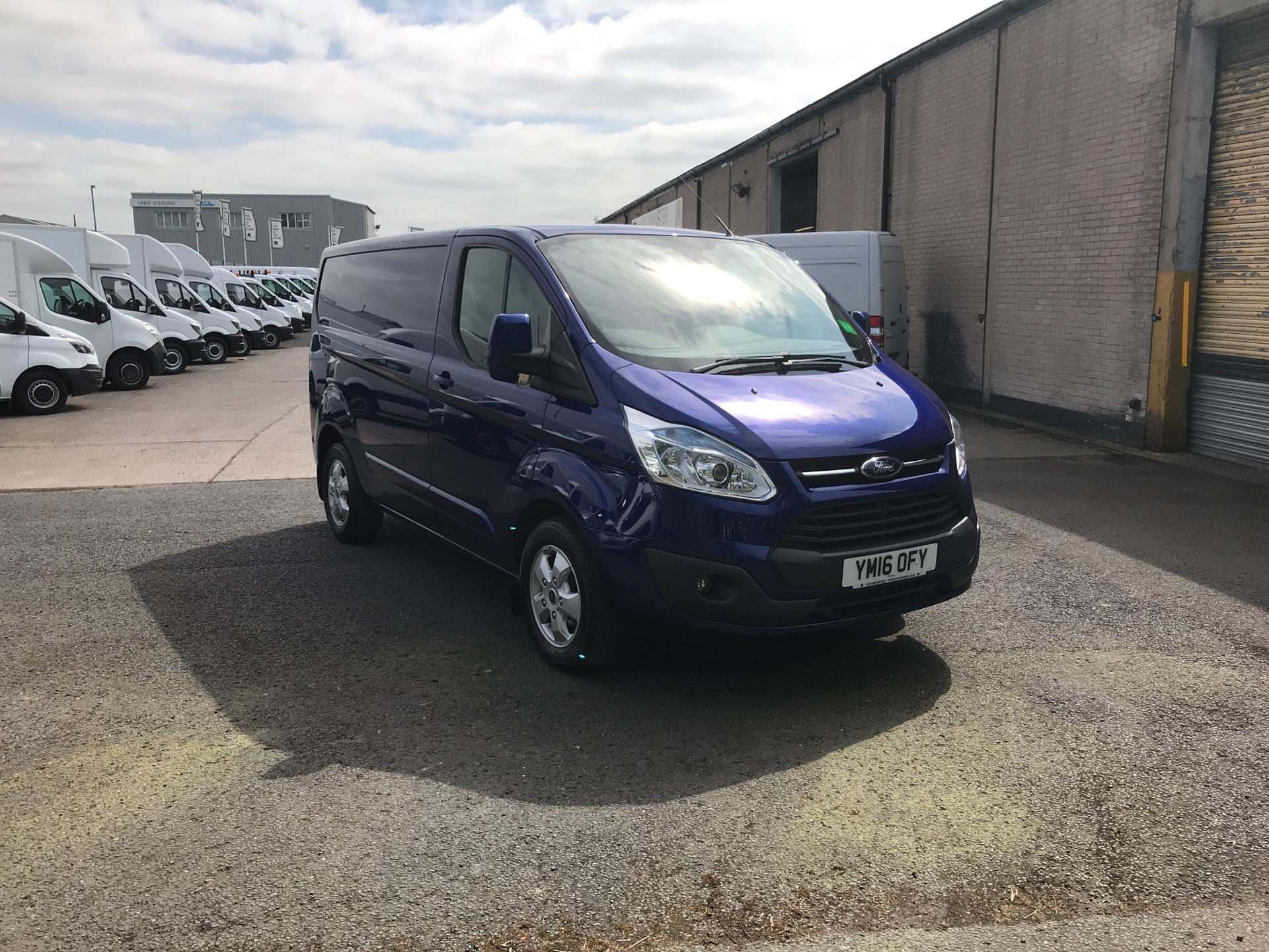 2016 Ford Transit Custom 270 L1 DIESEL 2.2TDCI 125PS LIMITED EURO 5 (YM16OFY)
