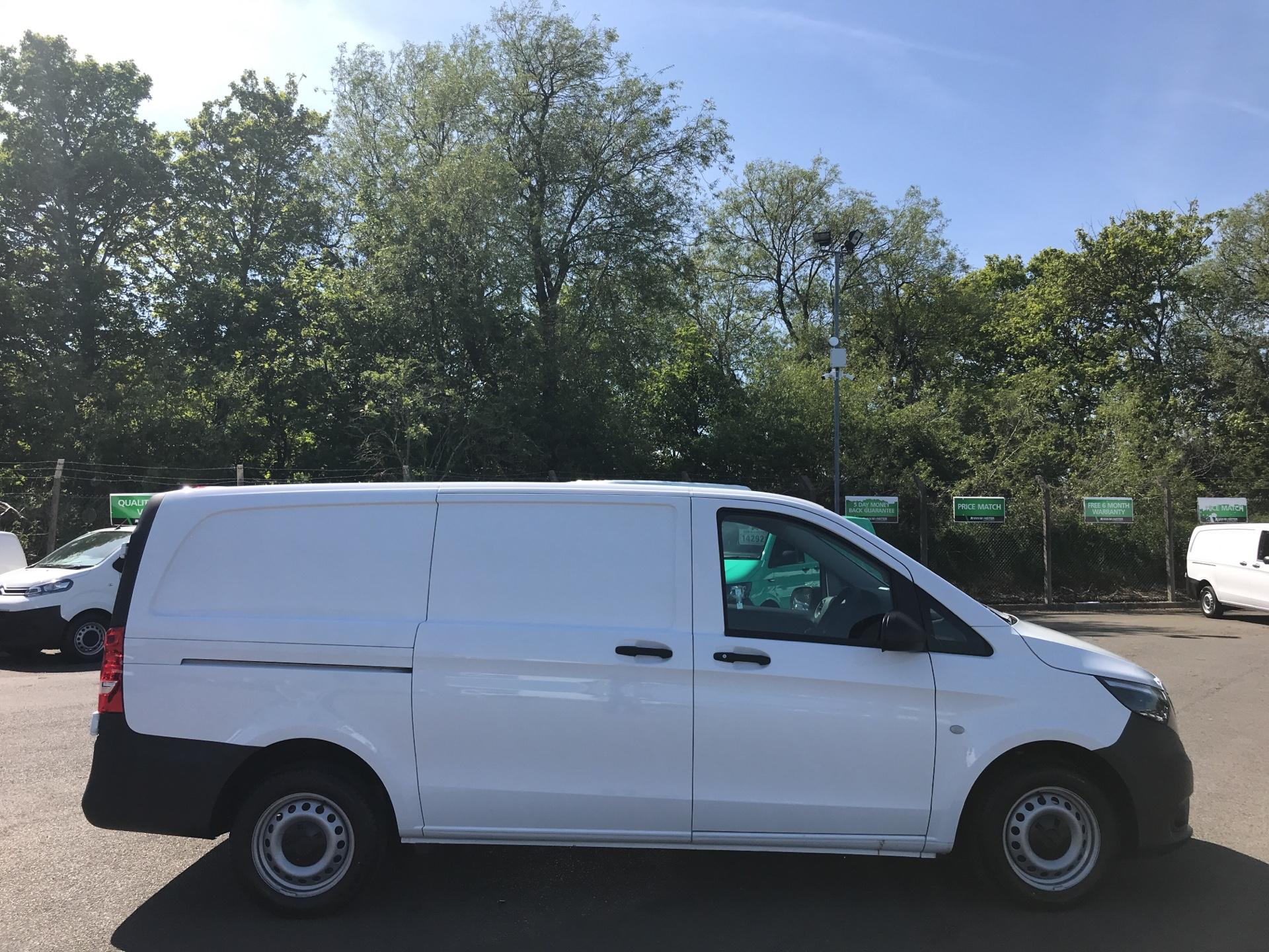 2019 Mercedes-Benz Vito LONG 111CDI VAN EURO 6