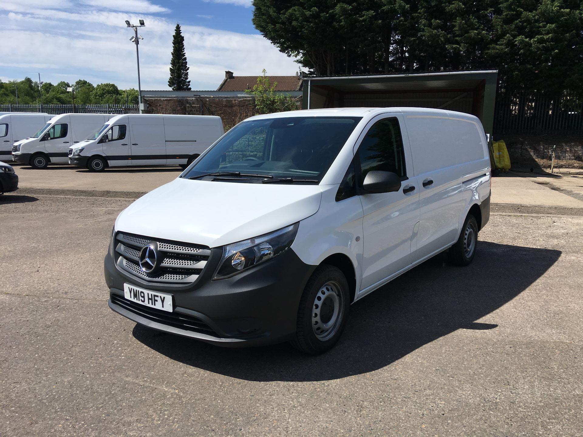 2019 Mercedes-Benz Vito LONG 111 CDI VAN EURO 5/6 (YM19HFY) Image 16