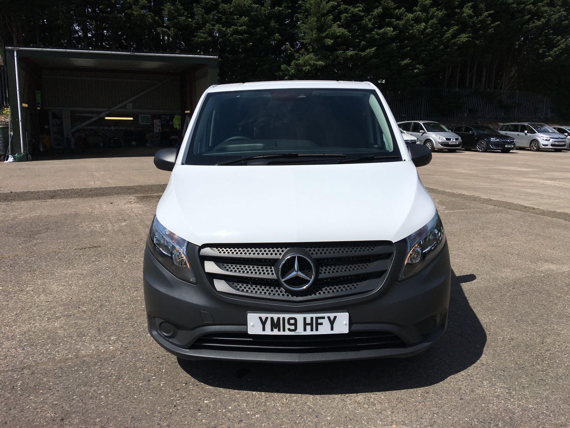 2019 Mercedes-Benz Vito LONG 111 CDI VAN EURO 5/6 (YM19HFY) Image 17