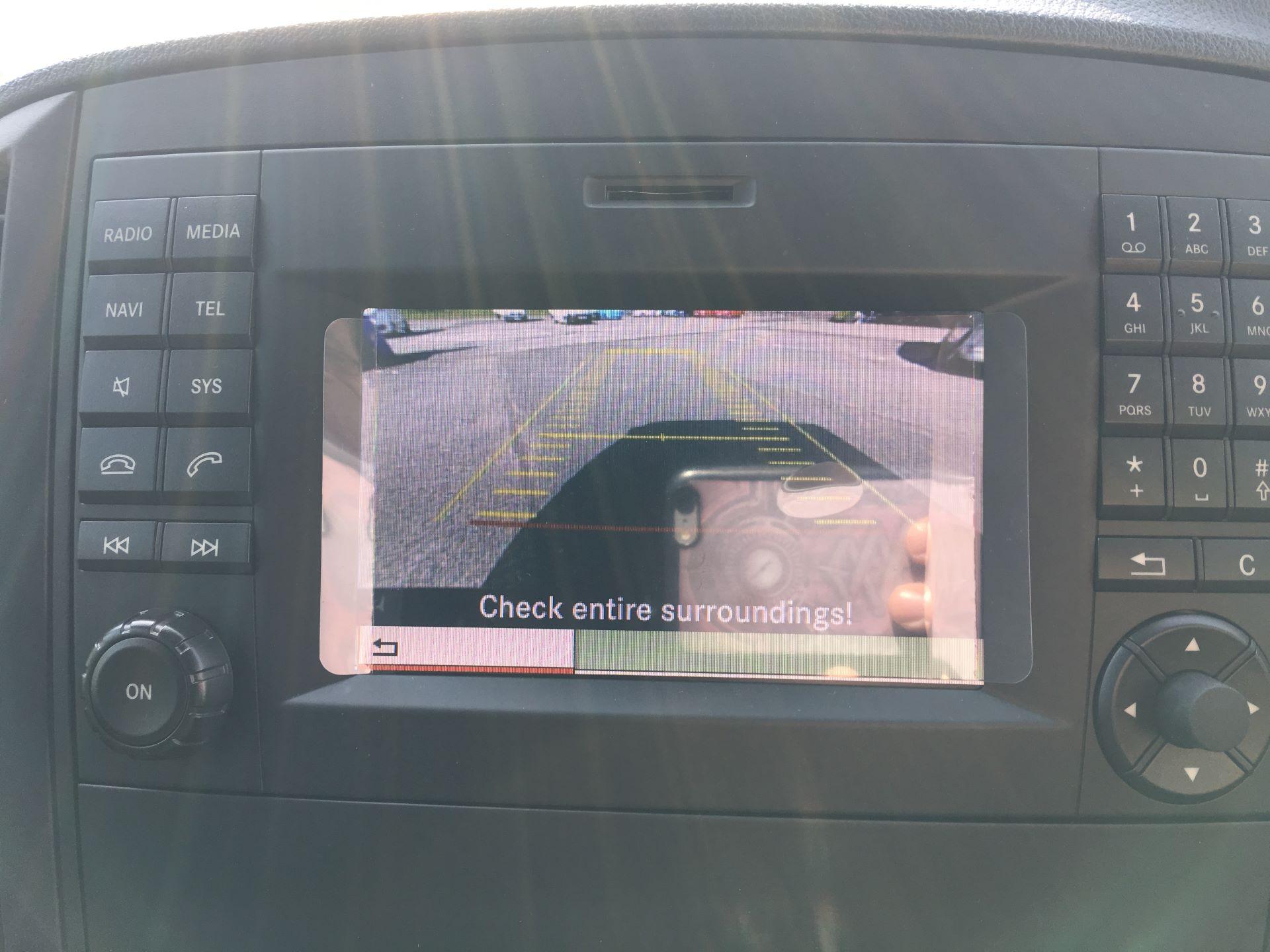 2019 Mercedes-Benz Vito LONG 111 CDI VAN EURO 5/6 (YM19HFZ) Image 10