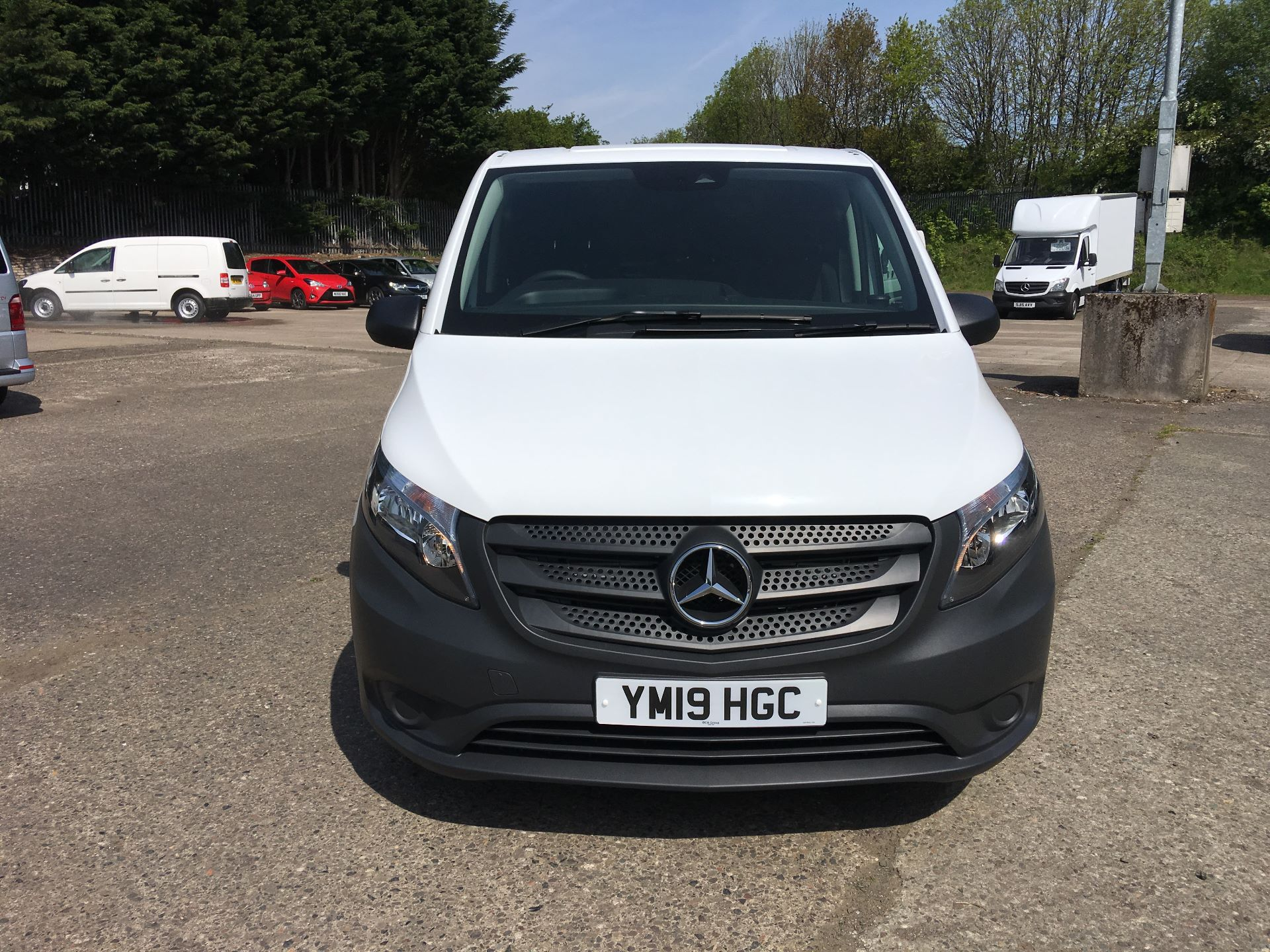 2019 Mercedes-Benz Vito LONG 111 CDI VAN EURO 5/6 (YM19HGC) Image 19