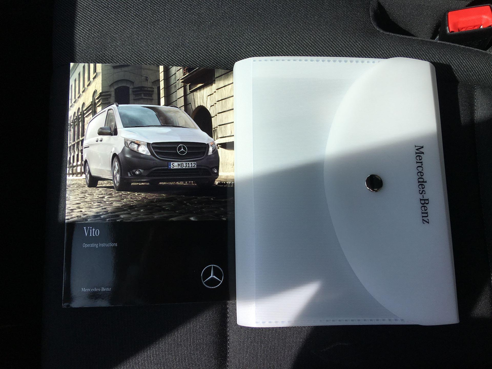 2019 Mercedes-Benz Vito LONG 111 CDI VAN EURO 5/6 (YM19HGC) Image 25
