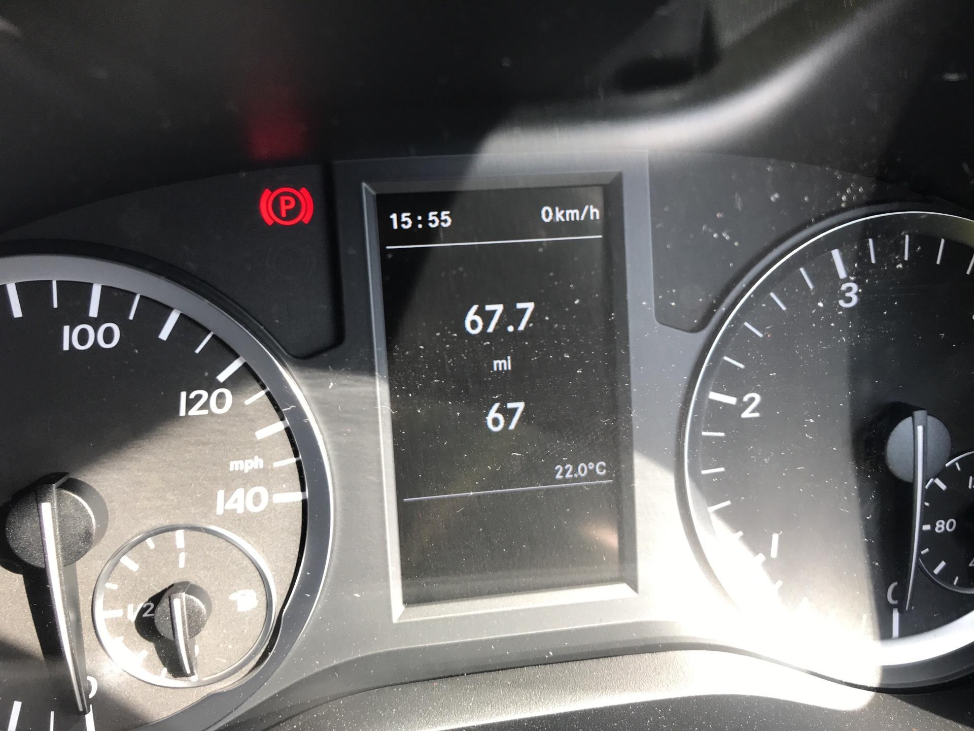 2019 Mercedes-Benz Vito 111Cdi Van Euro 6 Massive Specification A/C (YN19ZFJ) Image 13