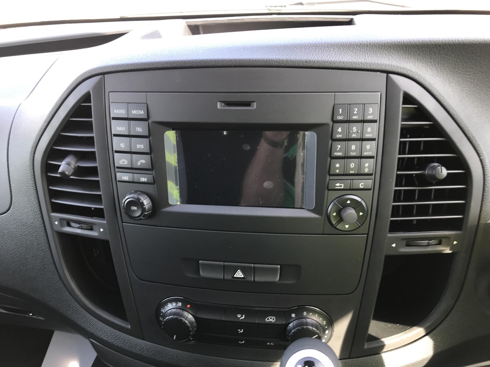 2019 Mercedes-Benz Vito 111Cdi Van Euro 6 Massive Specification A/C (YN19ZFJ) Image 10