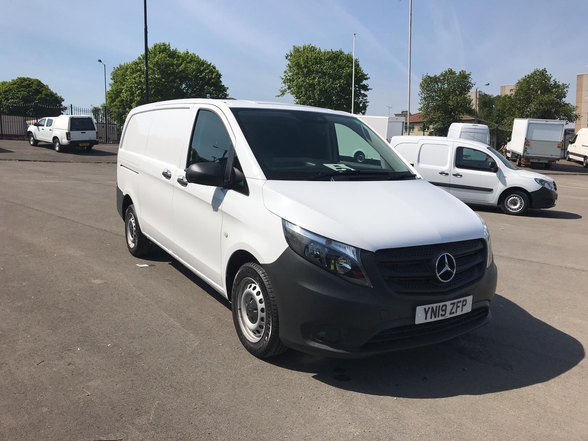 2019 Mercedes-Benz Vito 111Cdi Van Euro 6 Massive Specification A/C (YN19ZFP)