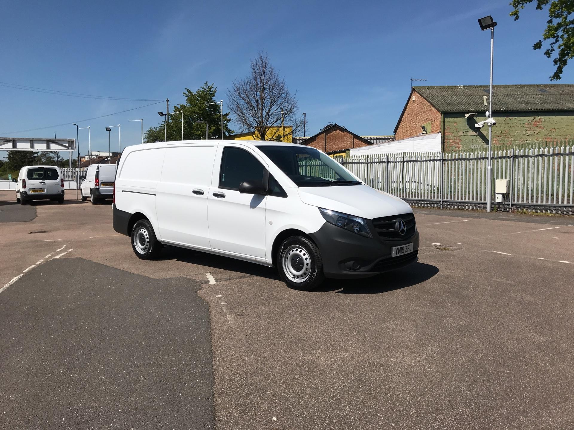 2019 Mercedes-Benz Vito  111 CDI  EURO 6 MASSIVE SPECIFICATION A/C (YN19ZFU)