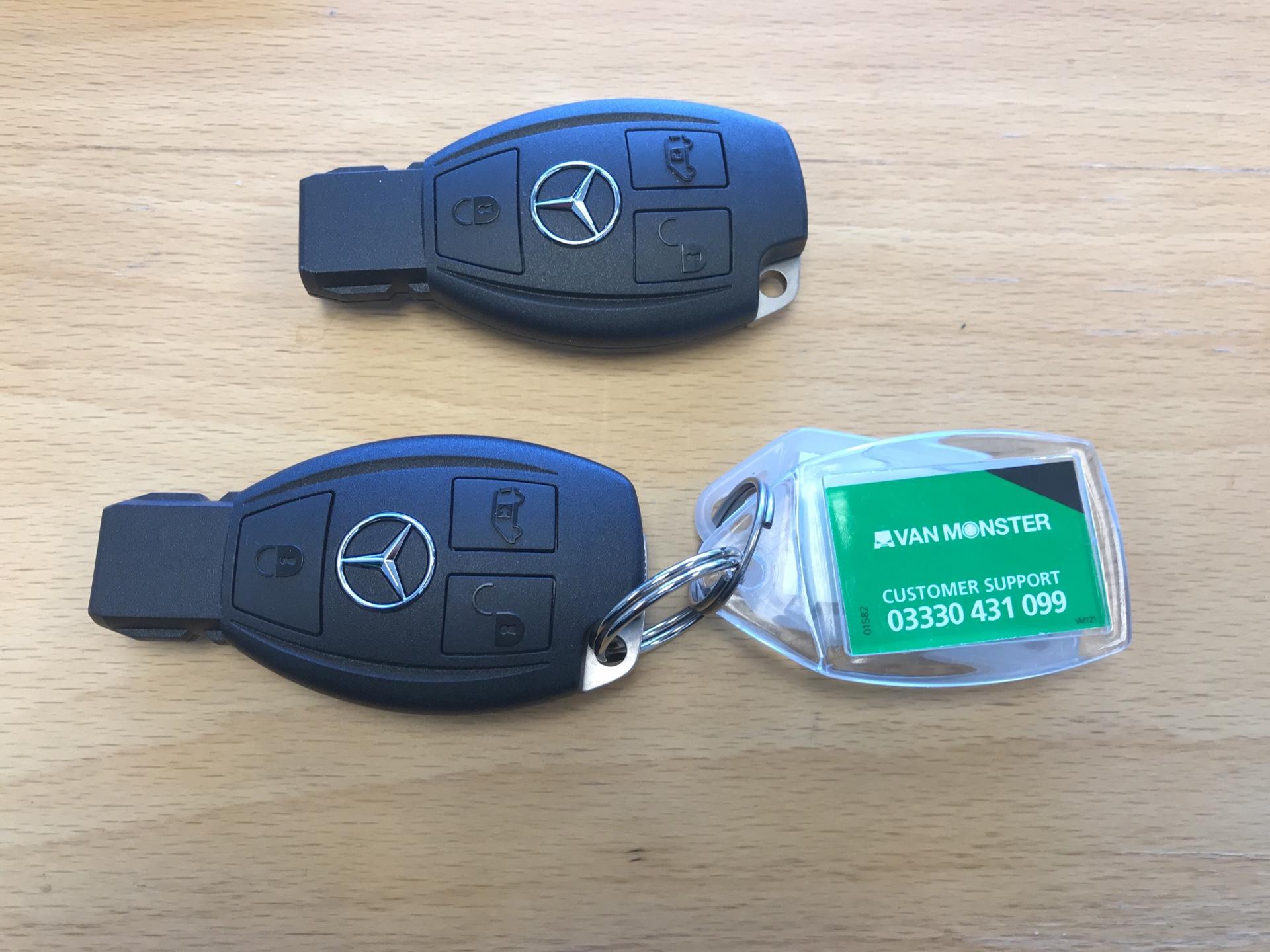 2019 Mercedes-Benz Vito 111Cdi Van Euro 6 Massive specification A/C (YN19ZFW) Image 33