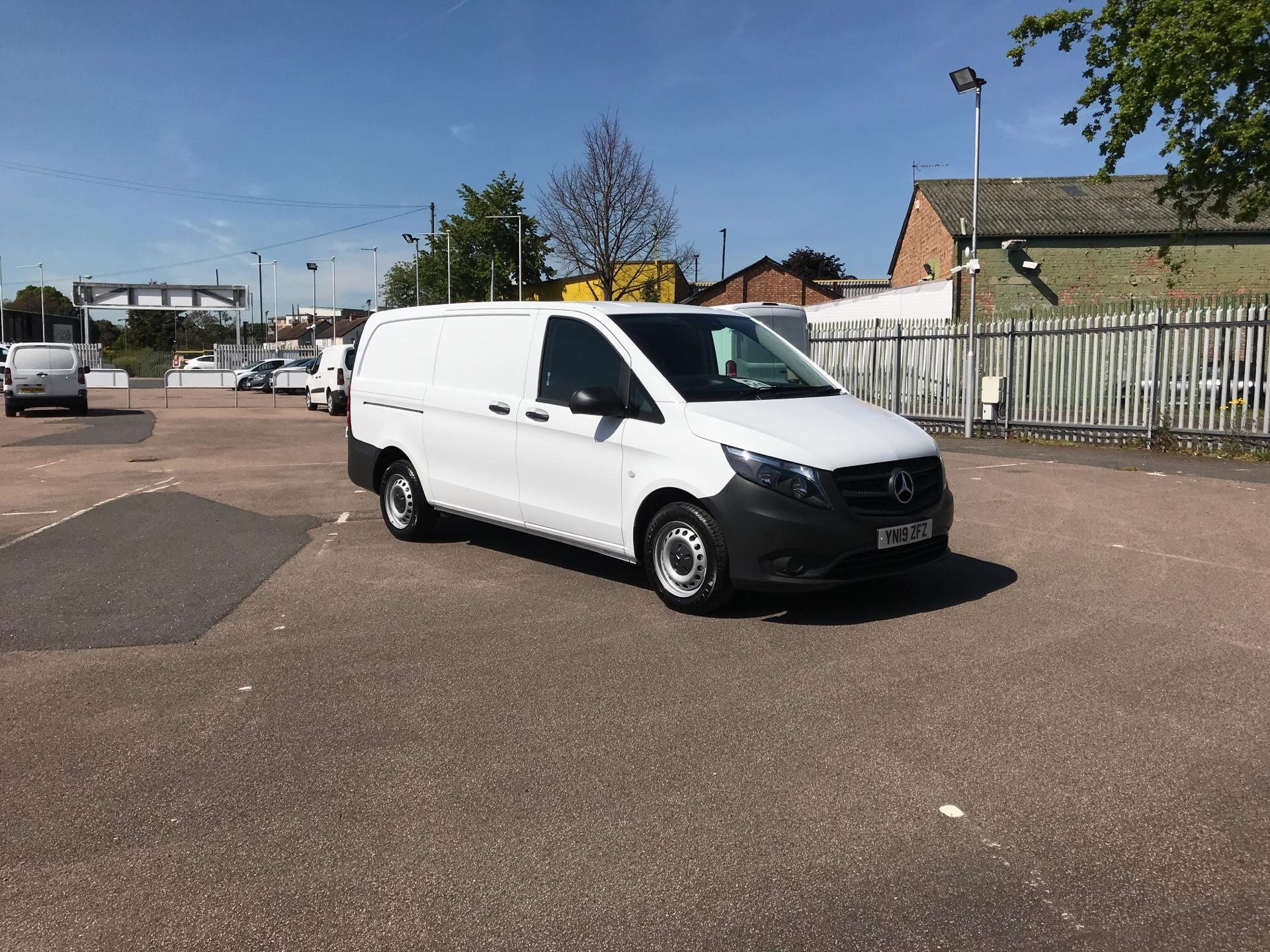 2019 Mercedes-Benz Vito   111 CDI EURO 6 MASSIVE SPECIFICATION A/C (YN19ZFZ)