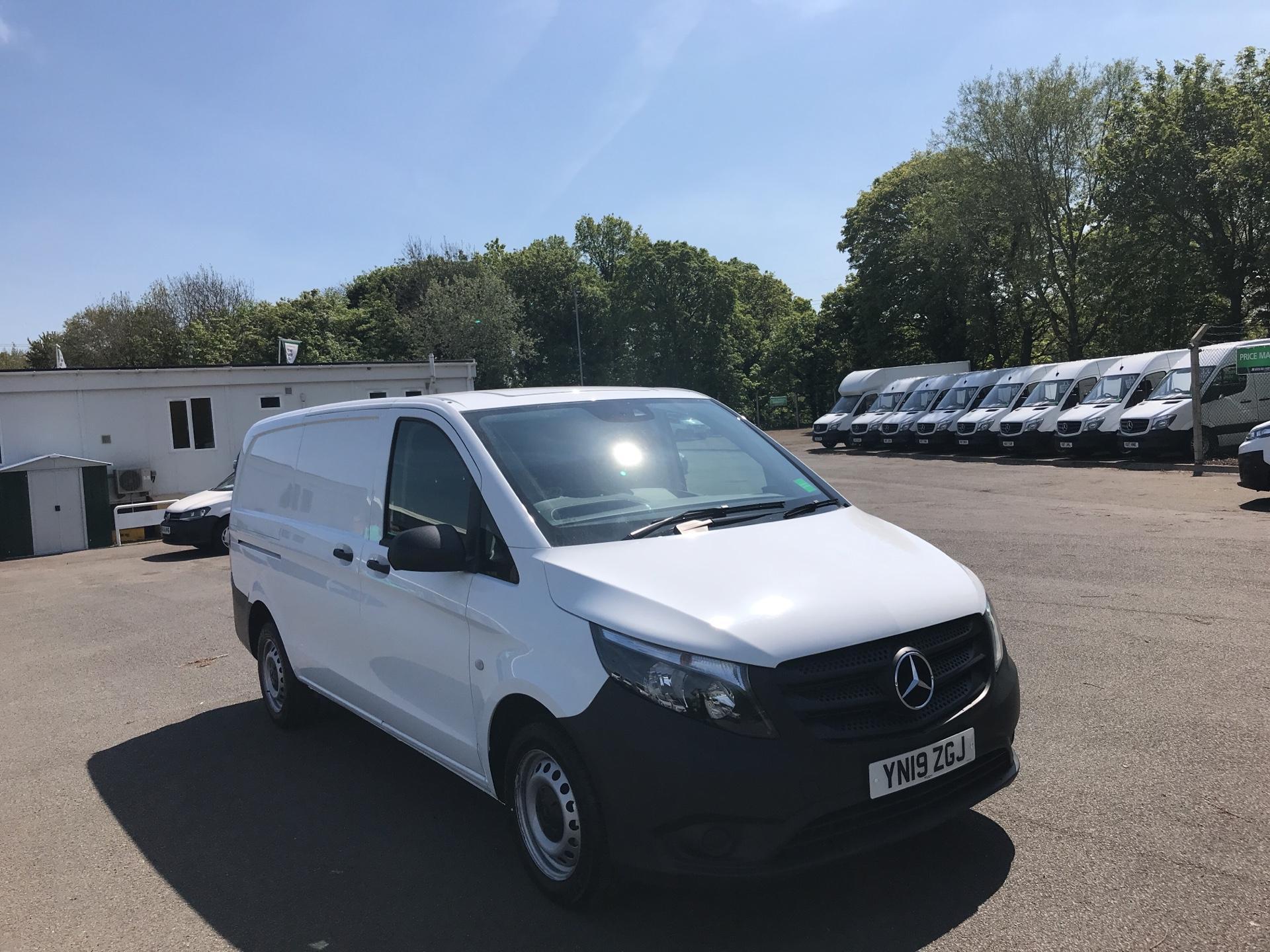 2019 Mercedes-Benz Vito LONG 111CDI VAN EURO 6  (YN19ZGJ)