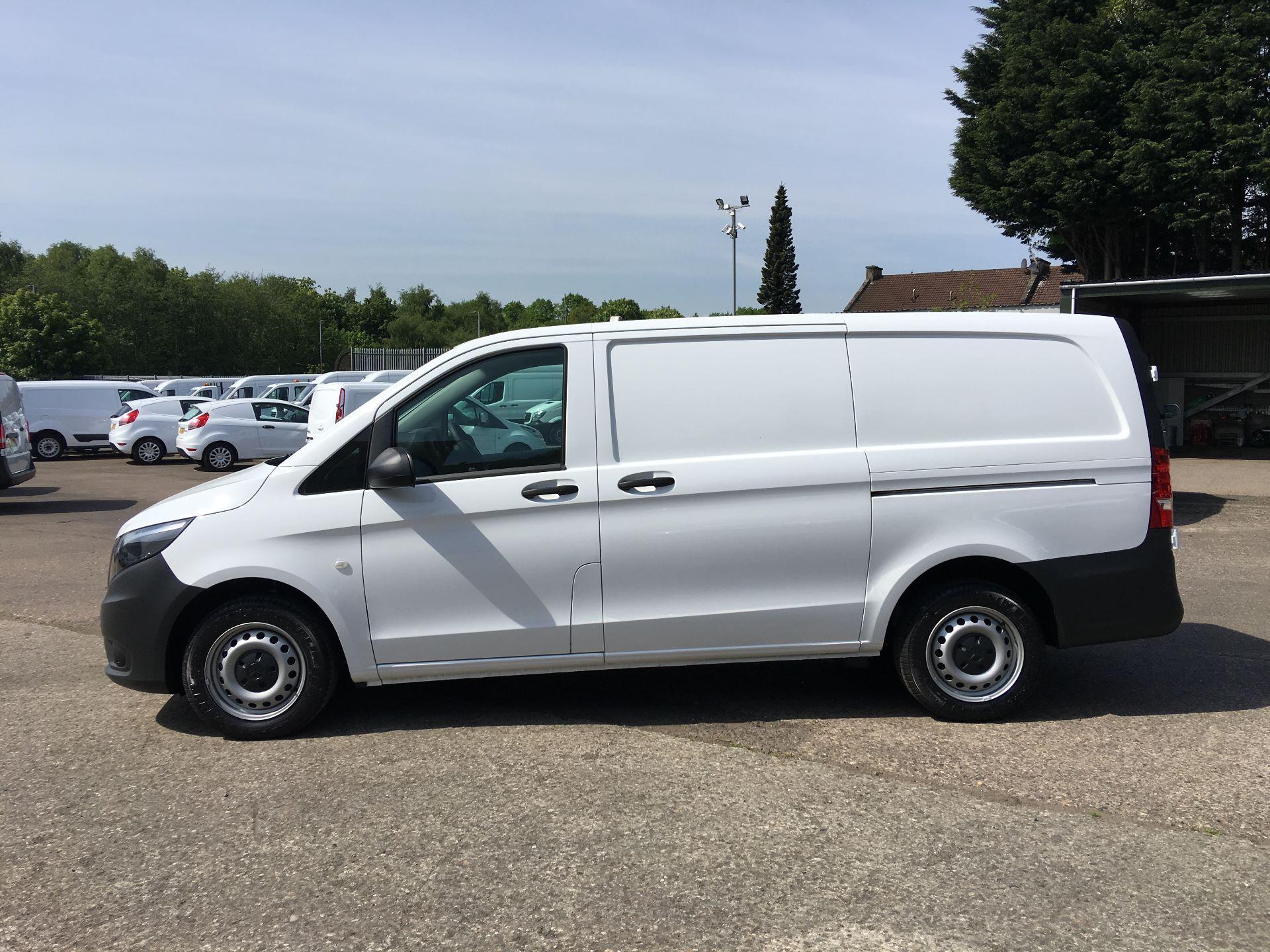 2019 Mercedes-Benz Vito LONG 111 CDI VAN EURO 5/6 (YN19ZGM) Image 16