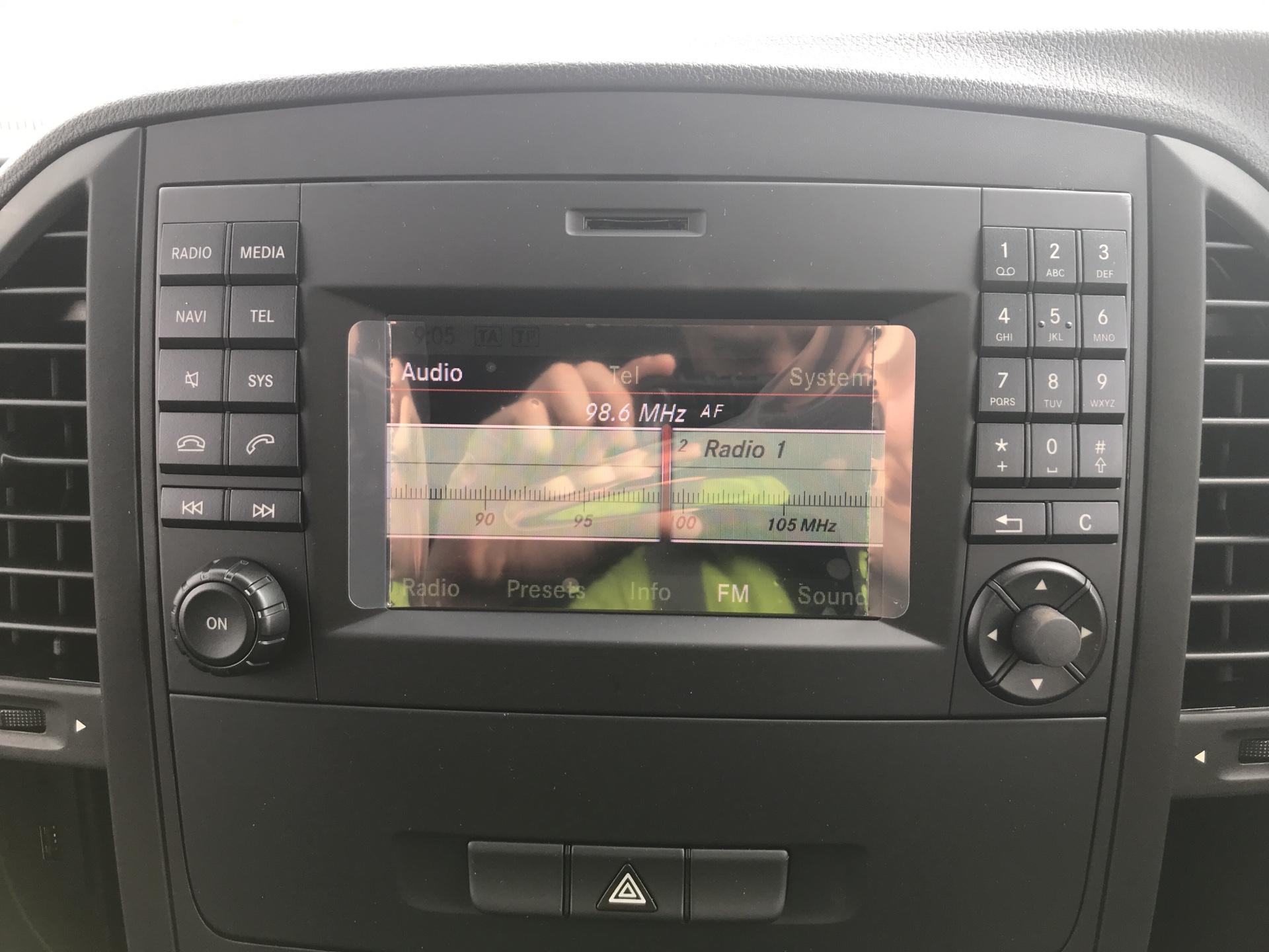 2019 Mercedes-Benz Vito LONG 111CDI VAN EURO 6  (YN19ZGP) Image 10