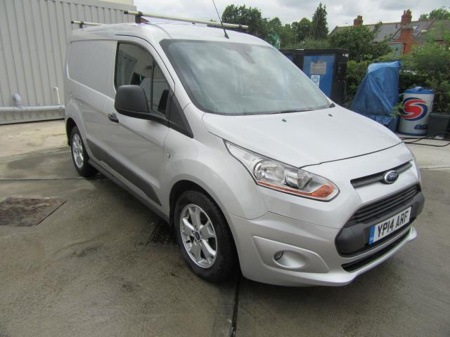 2014 Ford Transit Connect 1.6 TDCI - 95Ps 200 TREND VAN - AIR CON- ROOF BARS (YP14ARF)