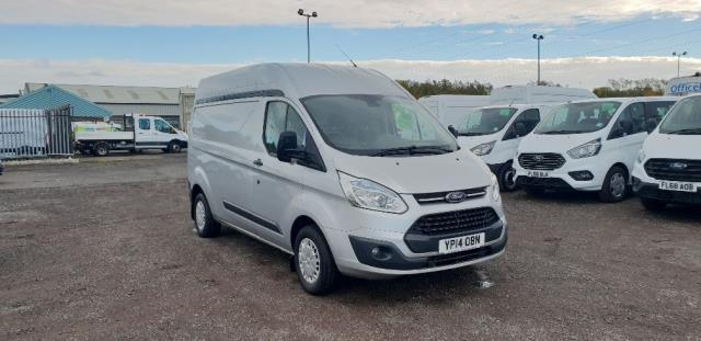 2014 Ford Transit Custom 2.2 Tdci 125Ps HIGH ROOF TREND VAN  EURO 5 (YP14OBN)
