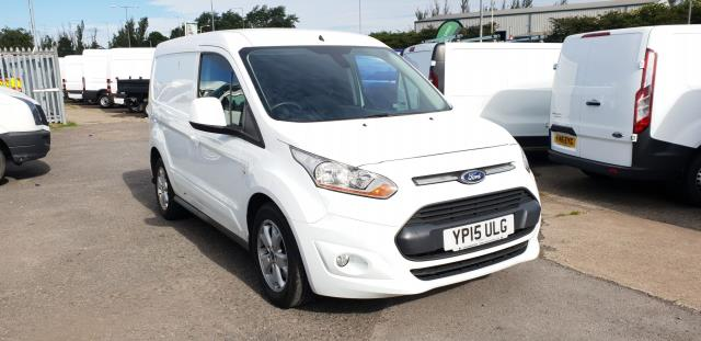 2015 Ford Transit Connect  200 L1 Diesel 1.6 TDCi  115PS Limited Van EURO 5 (YP15ULG)