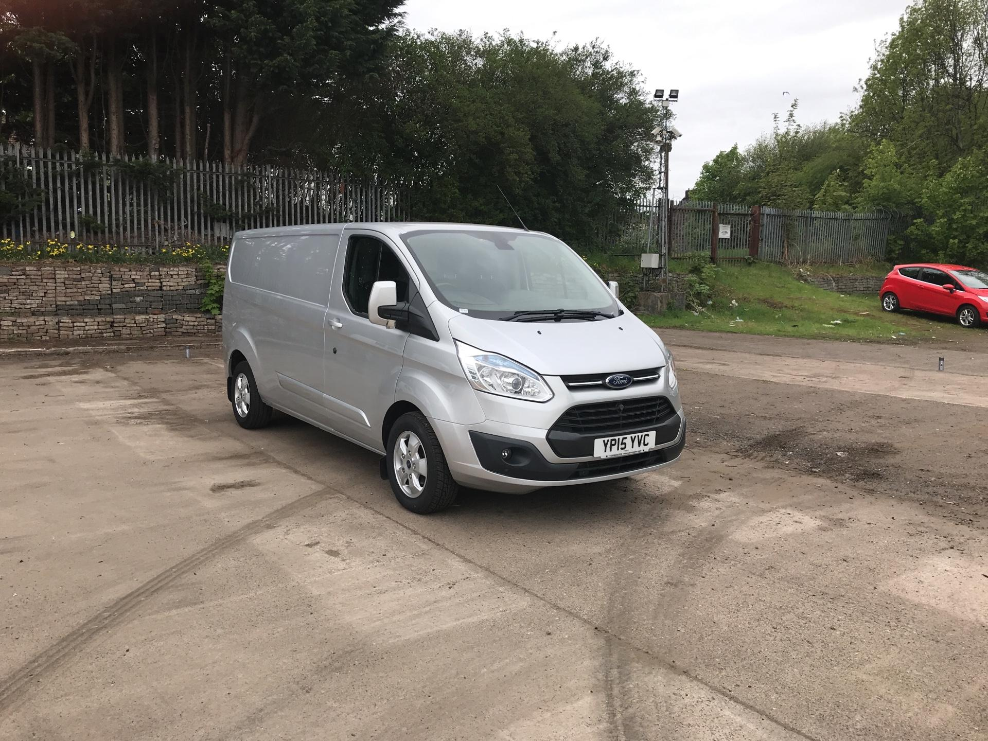 2015 Ford Transit Custom 290 L2 DIESEL FWD 2.2 TDCI 125PS LOW ROOF LIMITED VAN EURO 5 (YP15YVC)
