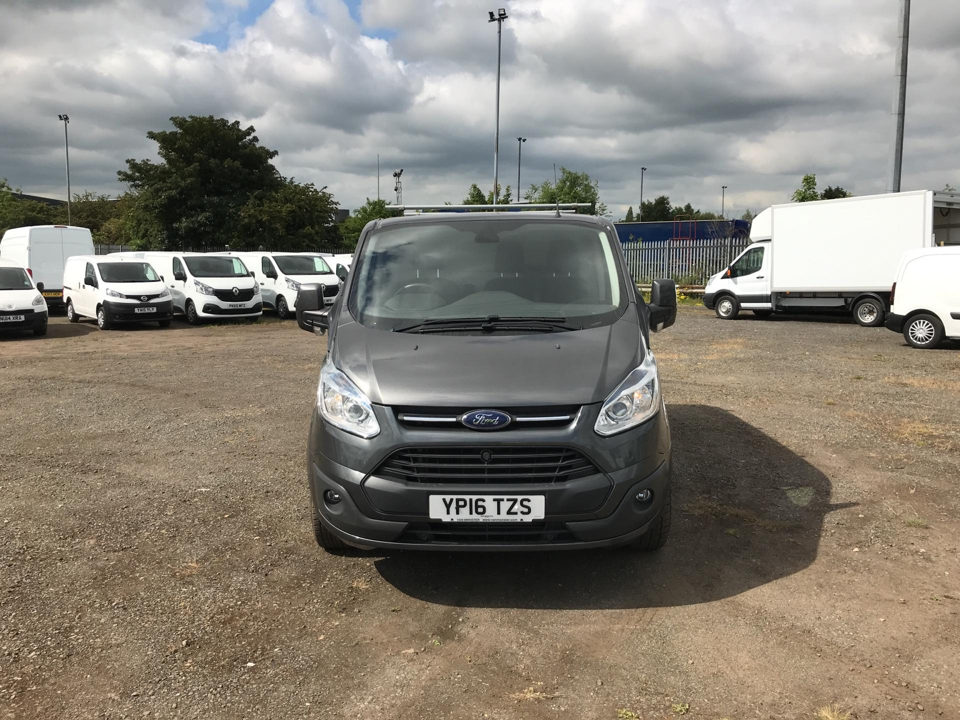 2016 Ford Transit Custom 290 L1 DIESEL FWD 2.2 TDCI 125PS LOW ROOF LIMITED VAN EURO 5 (YP16TZS) Image 8