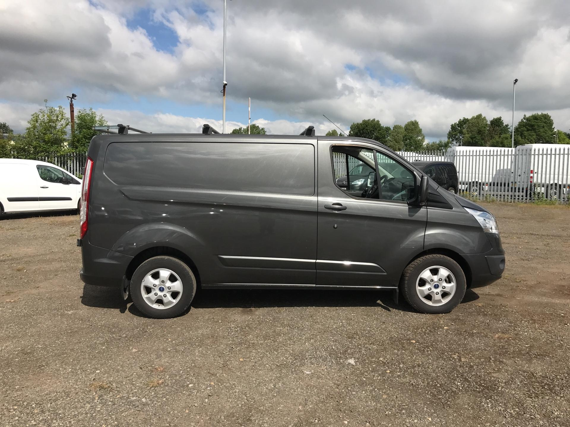 2016 Ford Transit Custom 290 L1 DIESEL FWD 2.2 TDCI 125PS LOW ROOF LIMITED VAN EURO 5 (YP16TZS) Image 2