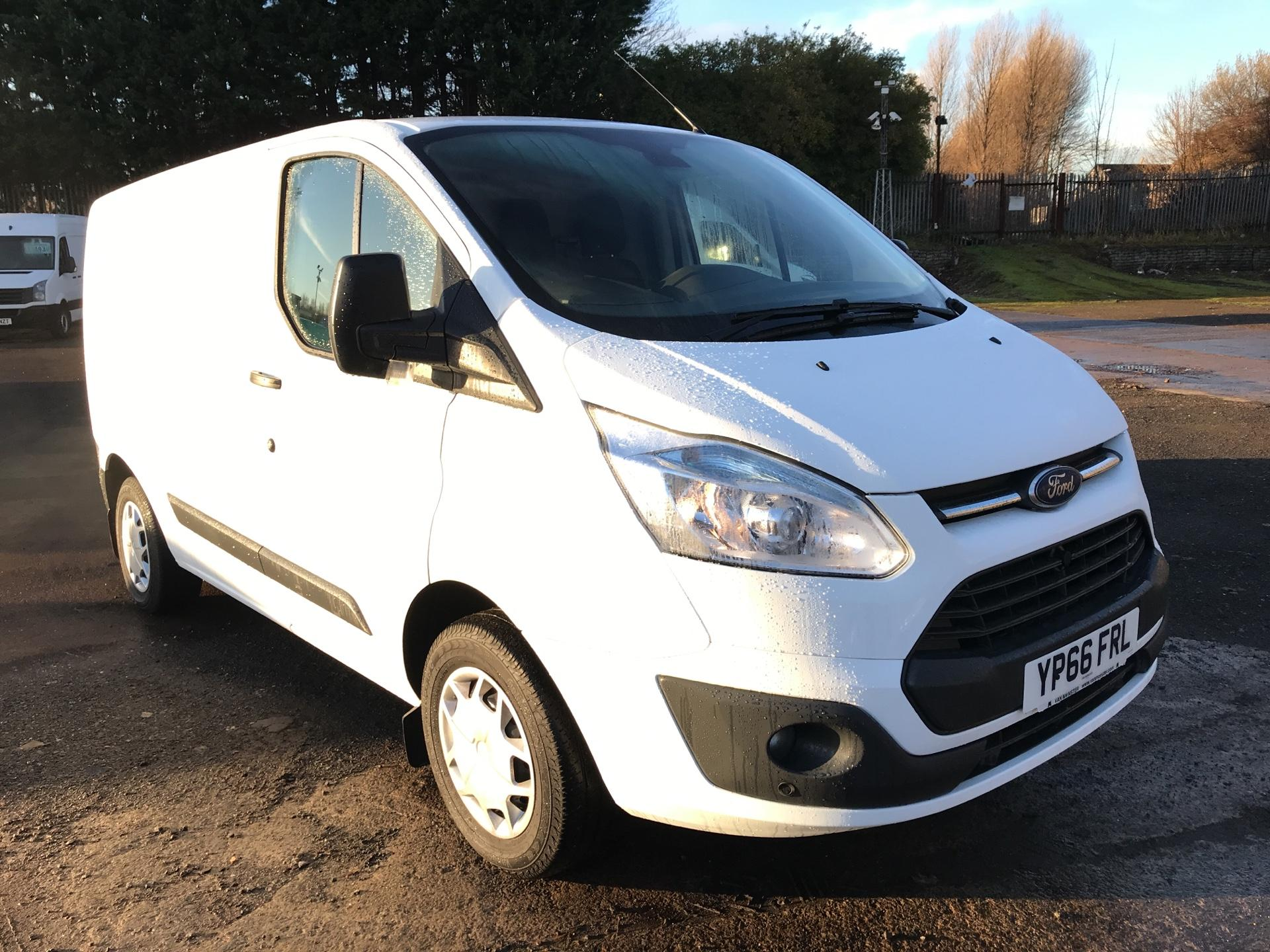 2016 Ford Transit Custom 270 L1 DIESEL FWD 2.2 TDCI 125PS LOW ROOF TREND EURO 5 (YP66FRL)