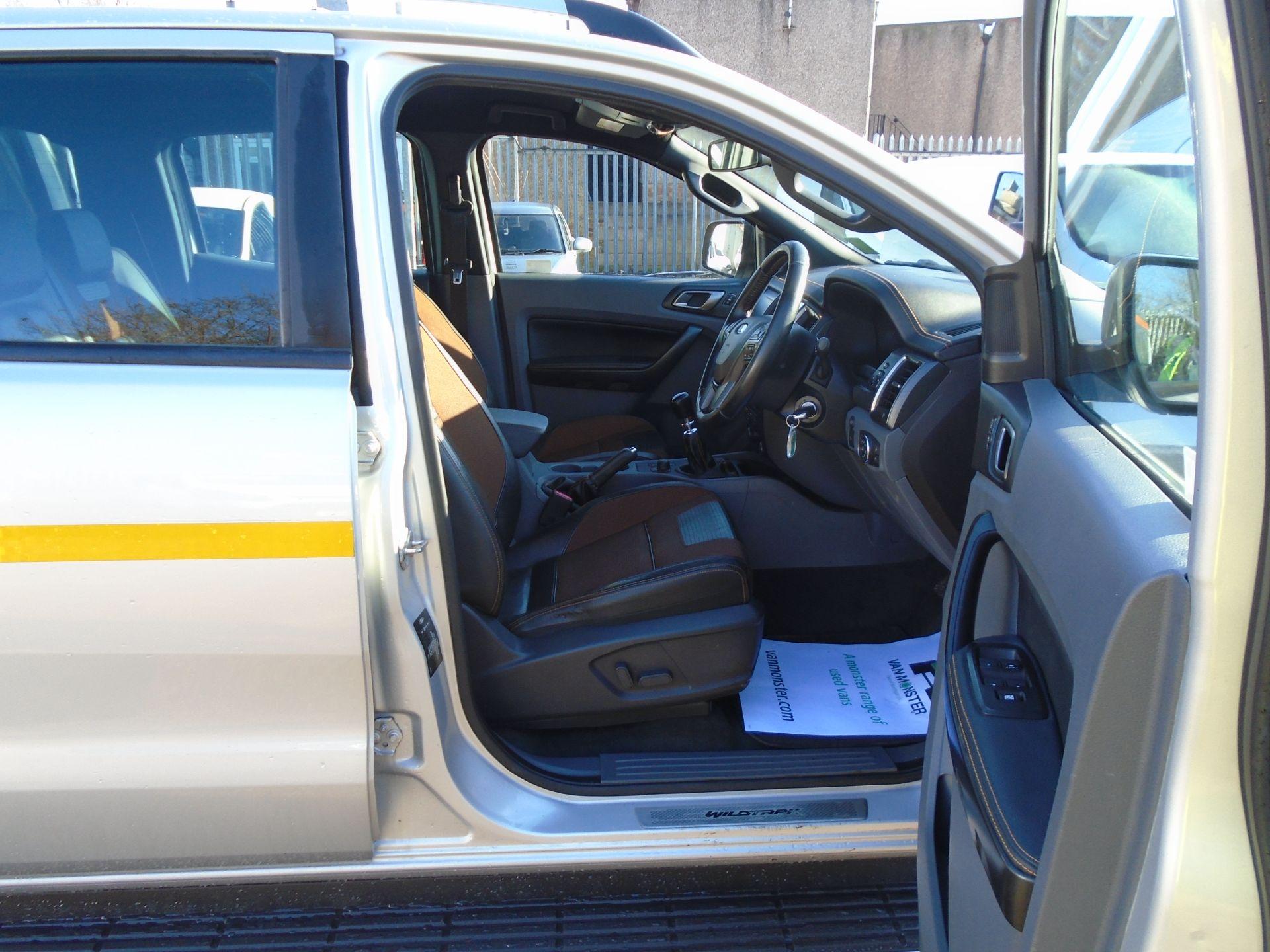 2017 Ford Ranger Pick Up Double Cab Wildtrak 3.2 Tdci 200 (YP67PGO) Image 12