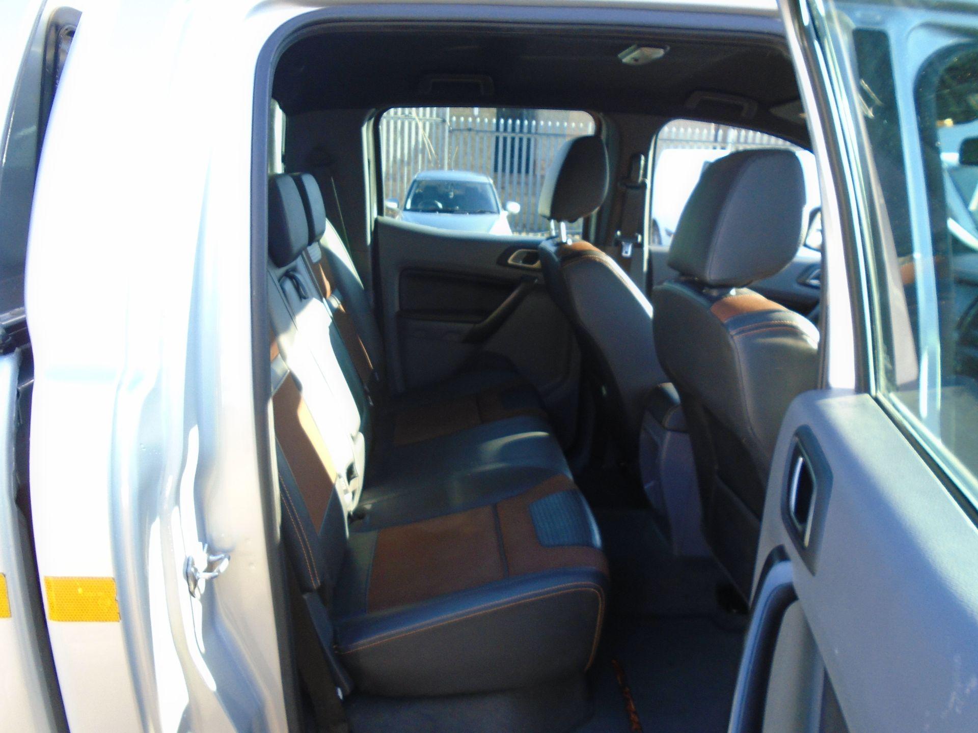 2017 Ford Ranger Pick Up Double Cab Wildtrak 3.2 Tdci 200 (YP67PGO) Image 13