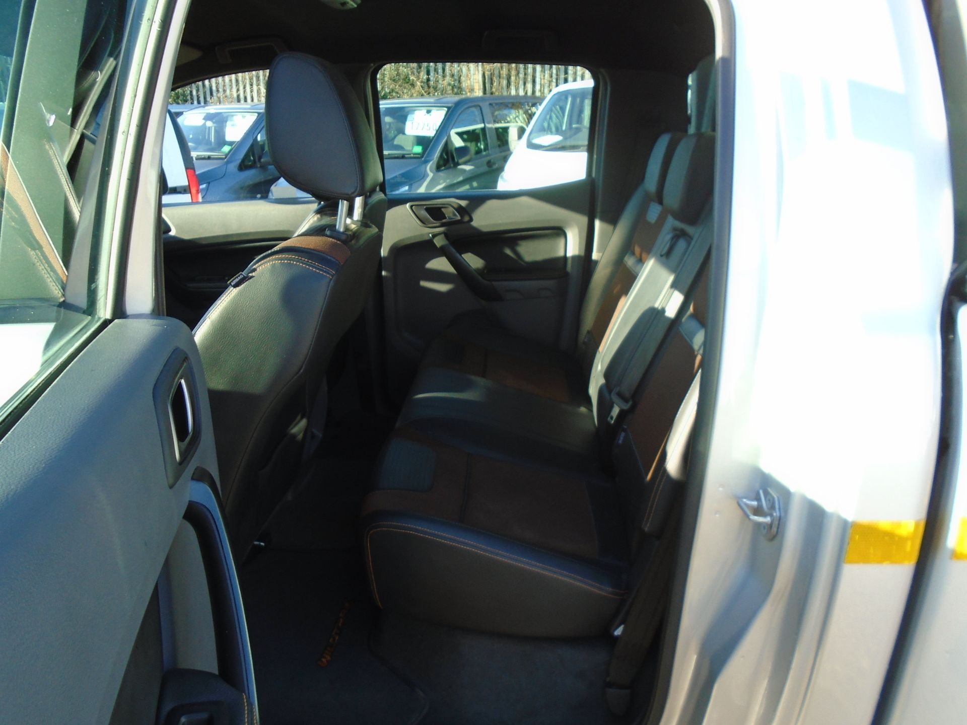 2017 Ford Ranger Pick Up Double Cab Wildtrak 3.2 Tdci 200 (YP67PGO) Image 11