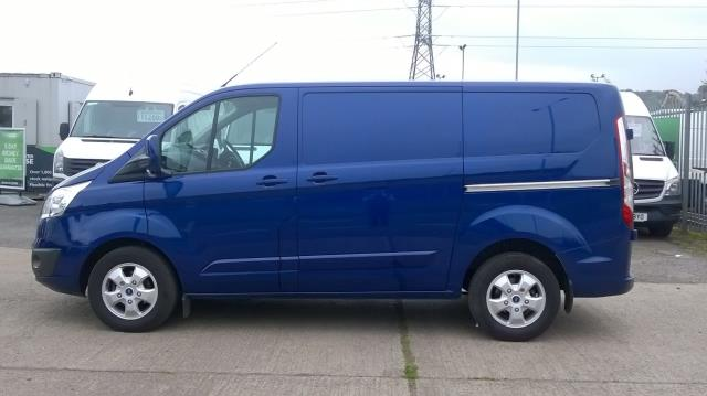 2017 Ford Transit Custom 2.0 Tdci 130Ps Low Roof Limited Van Euro 6 (YR17DHF) Image 4